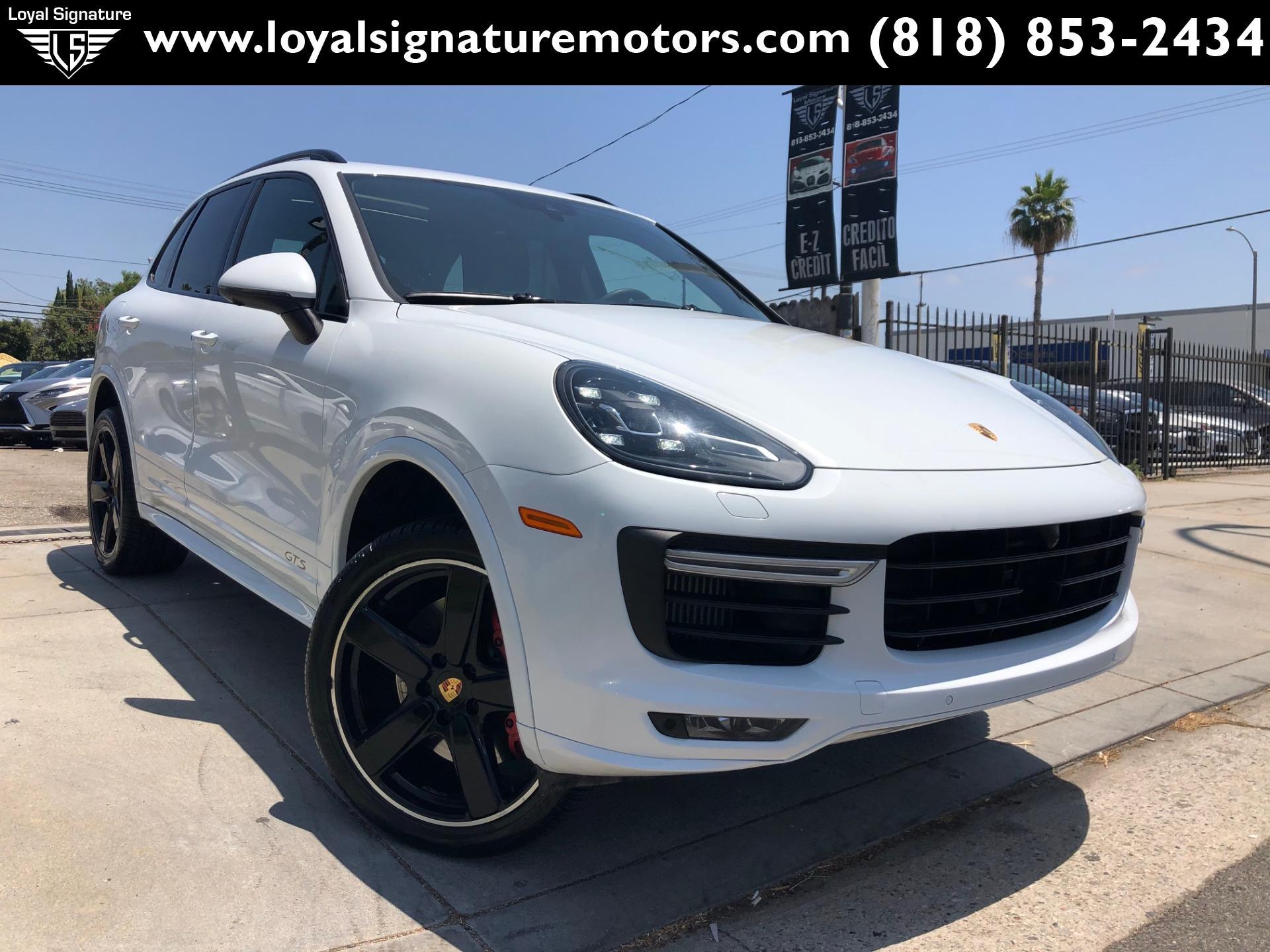 Used 2016 Porsche Cayenne GTS | Van Nuys, CA
