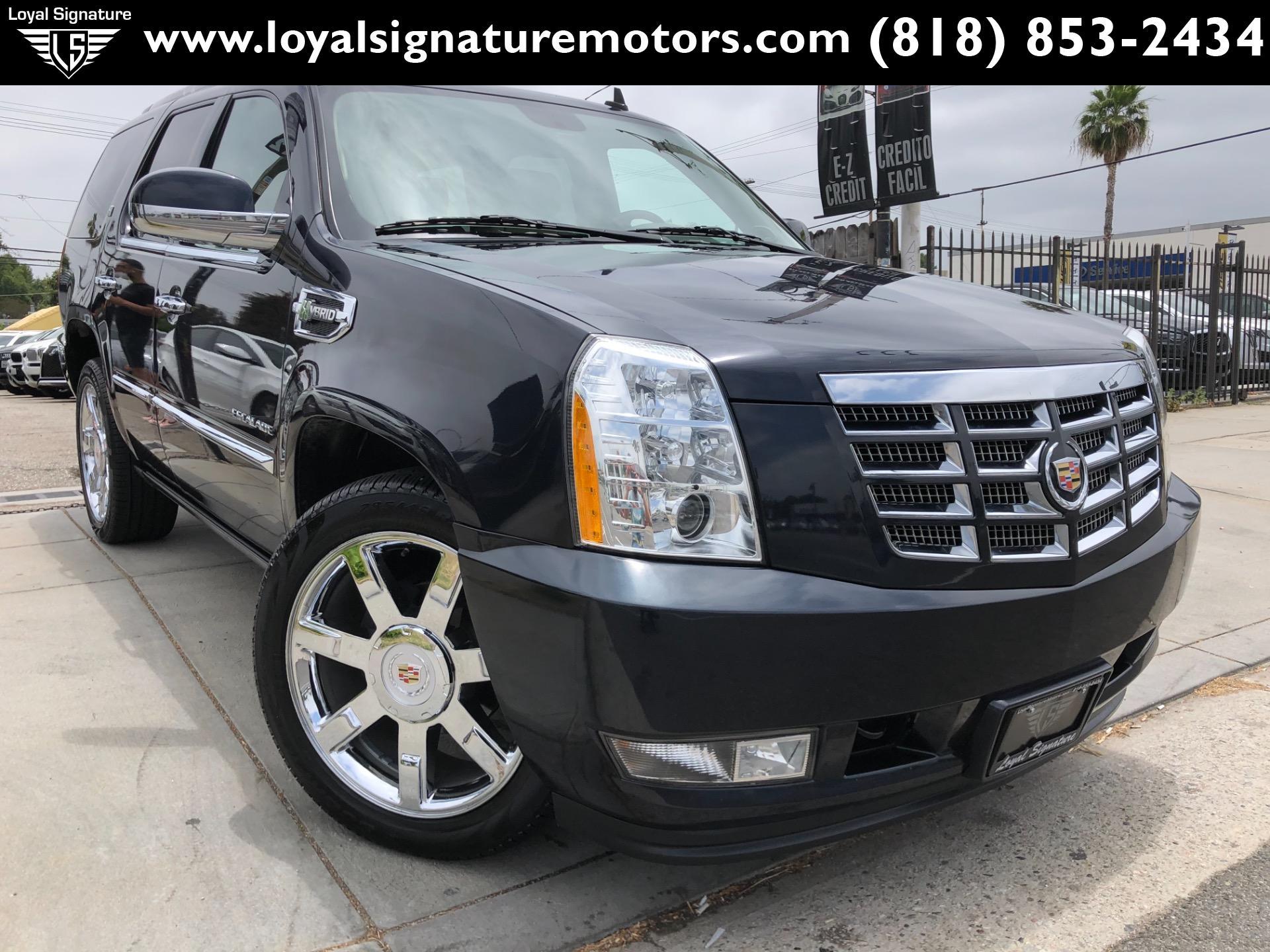Used 2013 Cadillac Escalade Hybrid  | Van Nuys, CA