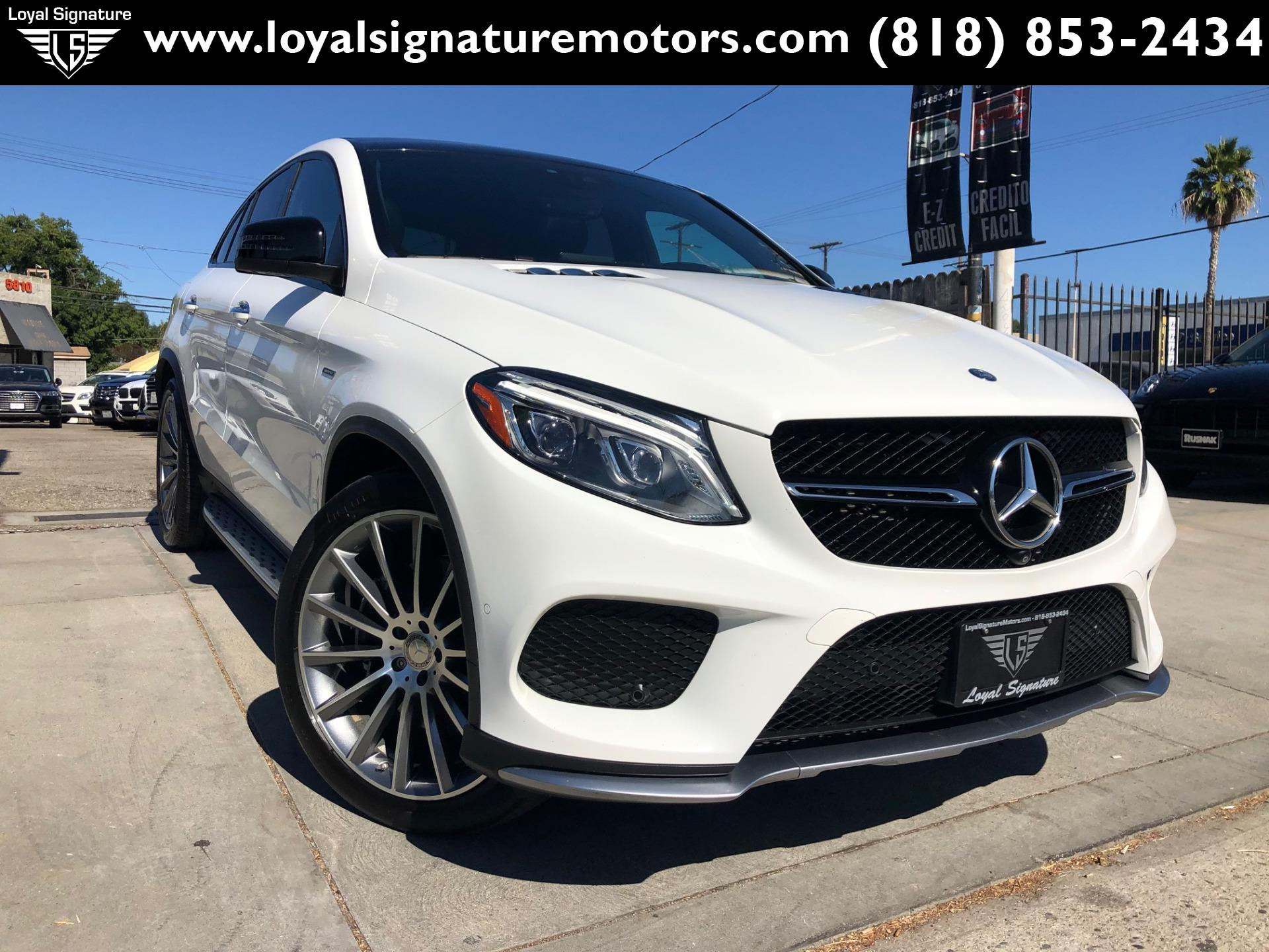 Used 2016 Mercedes-Benz GLE GLE 450 AMG | Van Nuys, CA