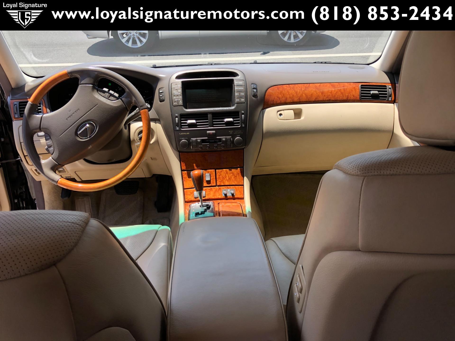 Used-2005-Lexus-LS-430