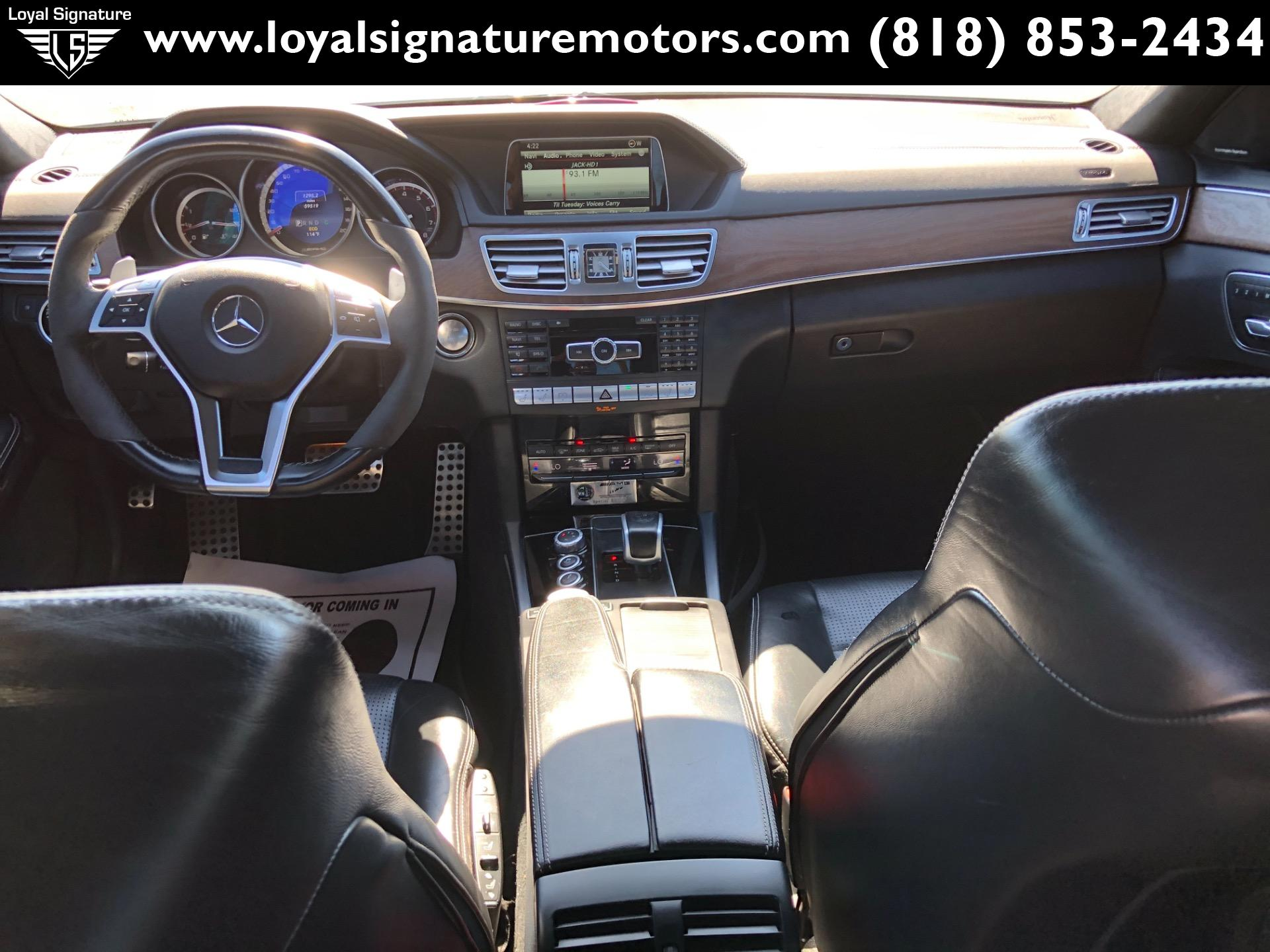 Used-2014-Mercedes-Benz-E-Class-E-63-AMG-S-Model