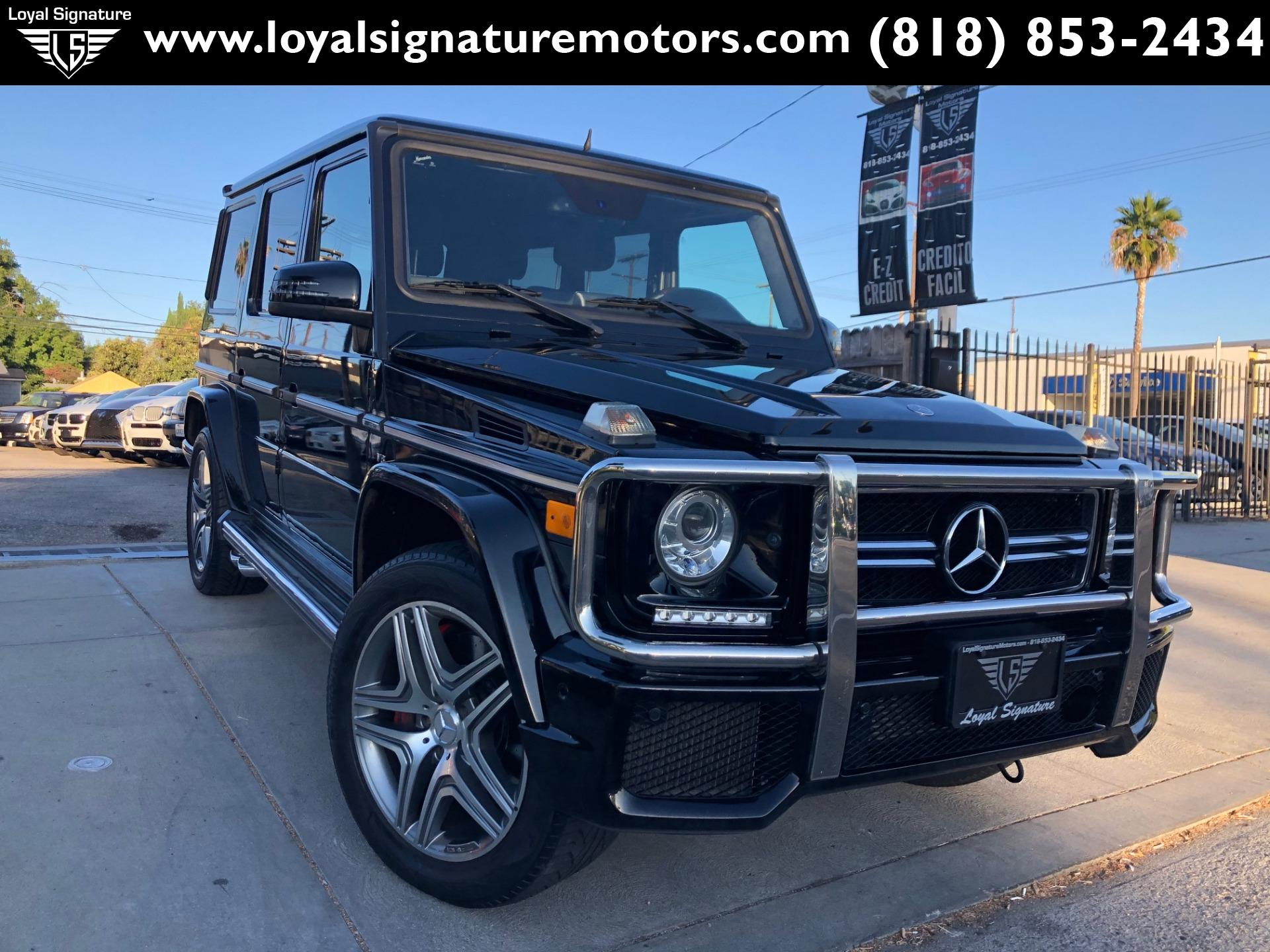 Used 2013 Mercedes-Benz G-Class G 63 AMG | Van Nuys, CA