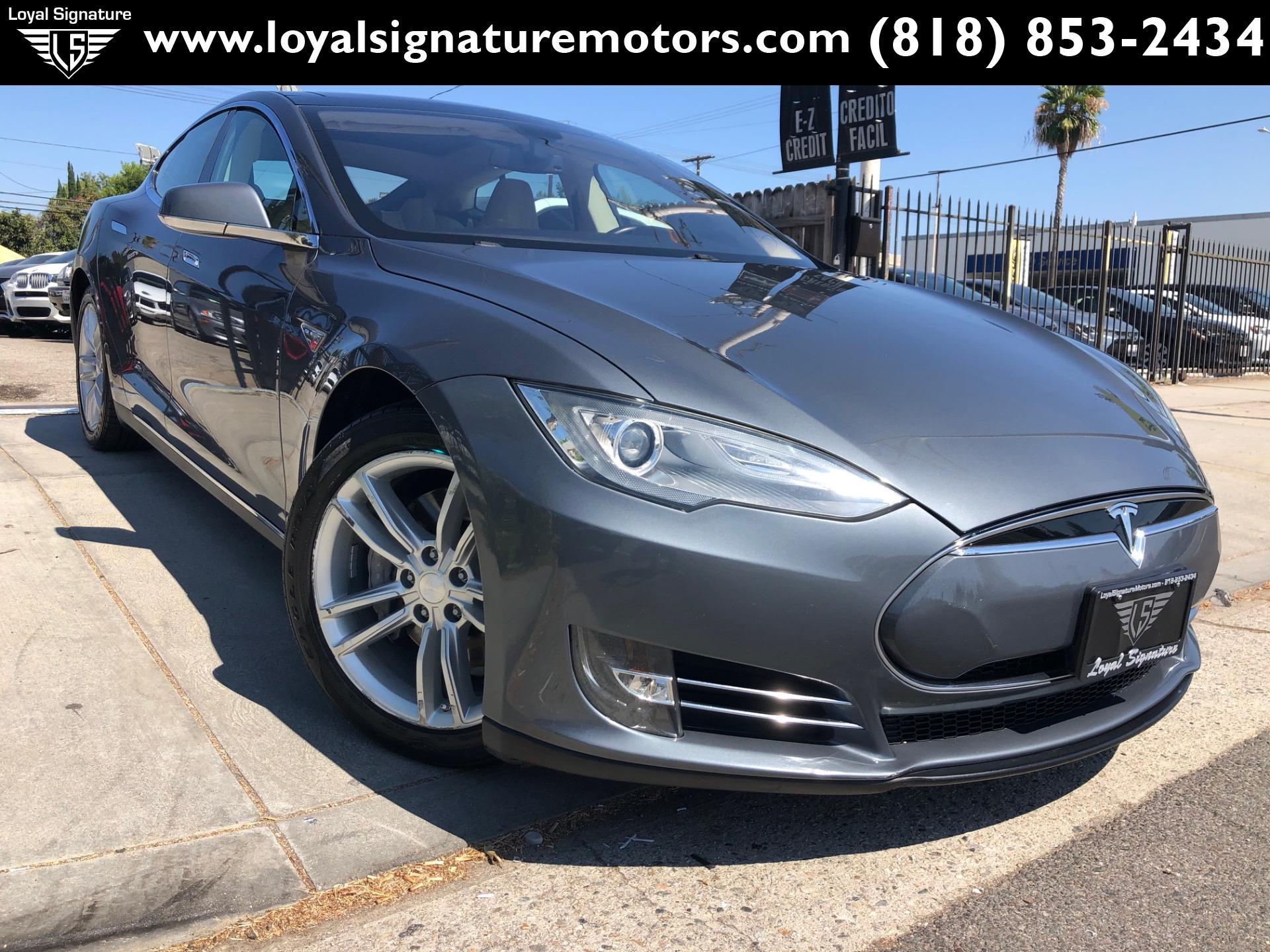 Used 2013 Tesla Model S 85 | Van Nuys, CA