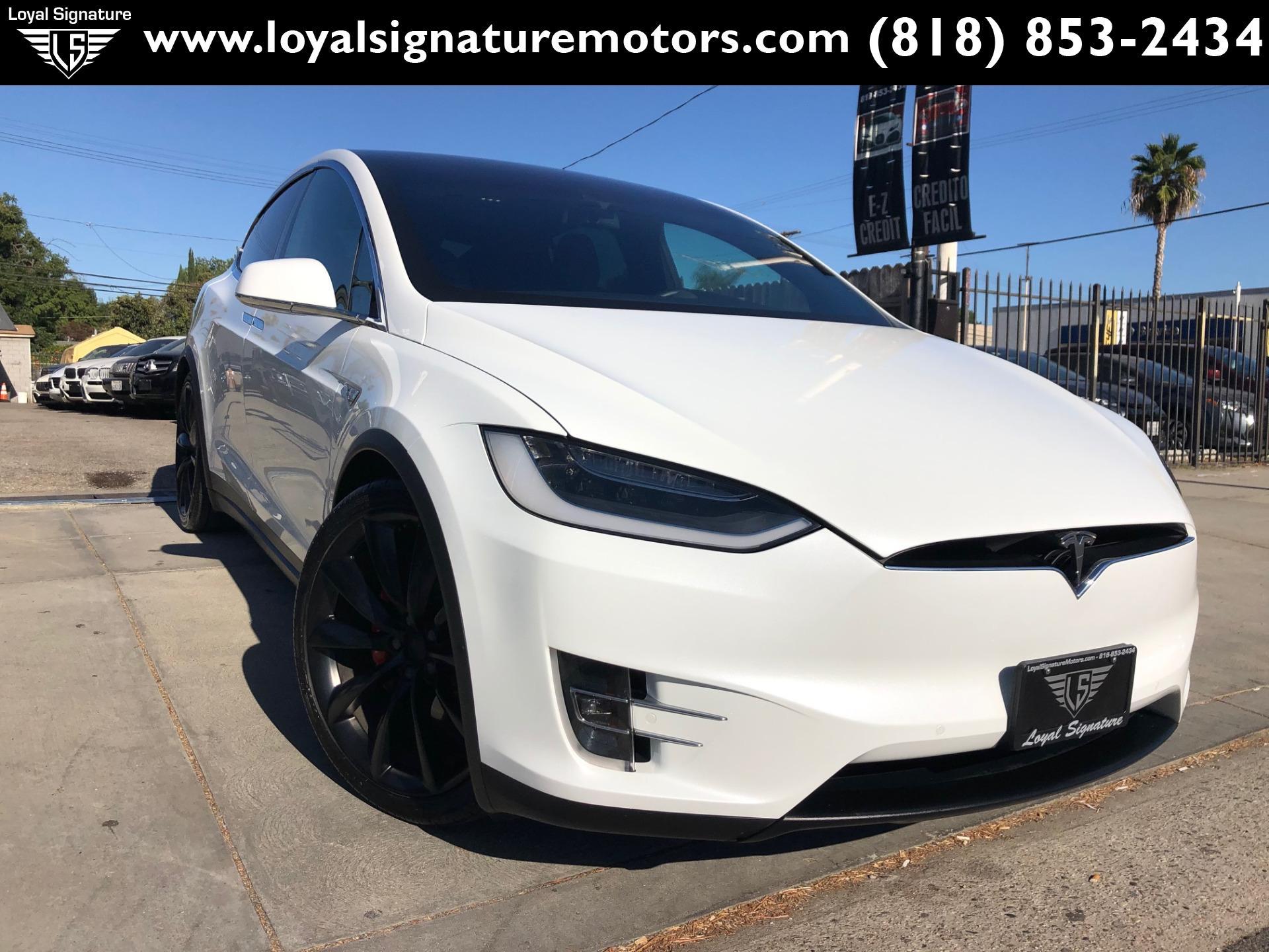 Used 2016 Tesla Model X P90D | Van Nuys, CA