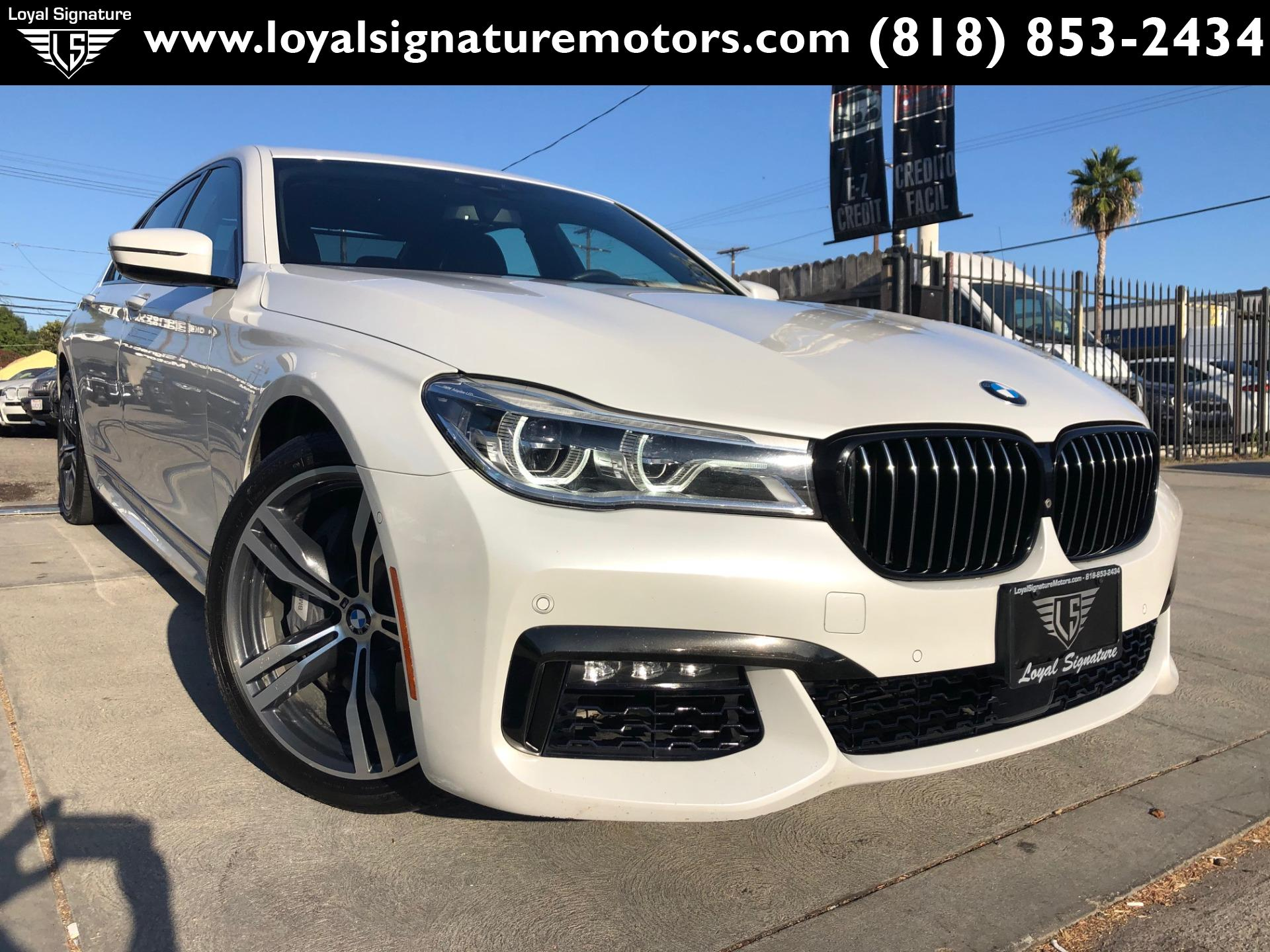 Used 2016 BMW 7 Series 750i | Van Nuys, CA