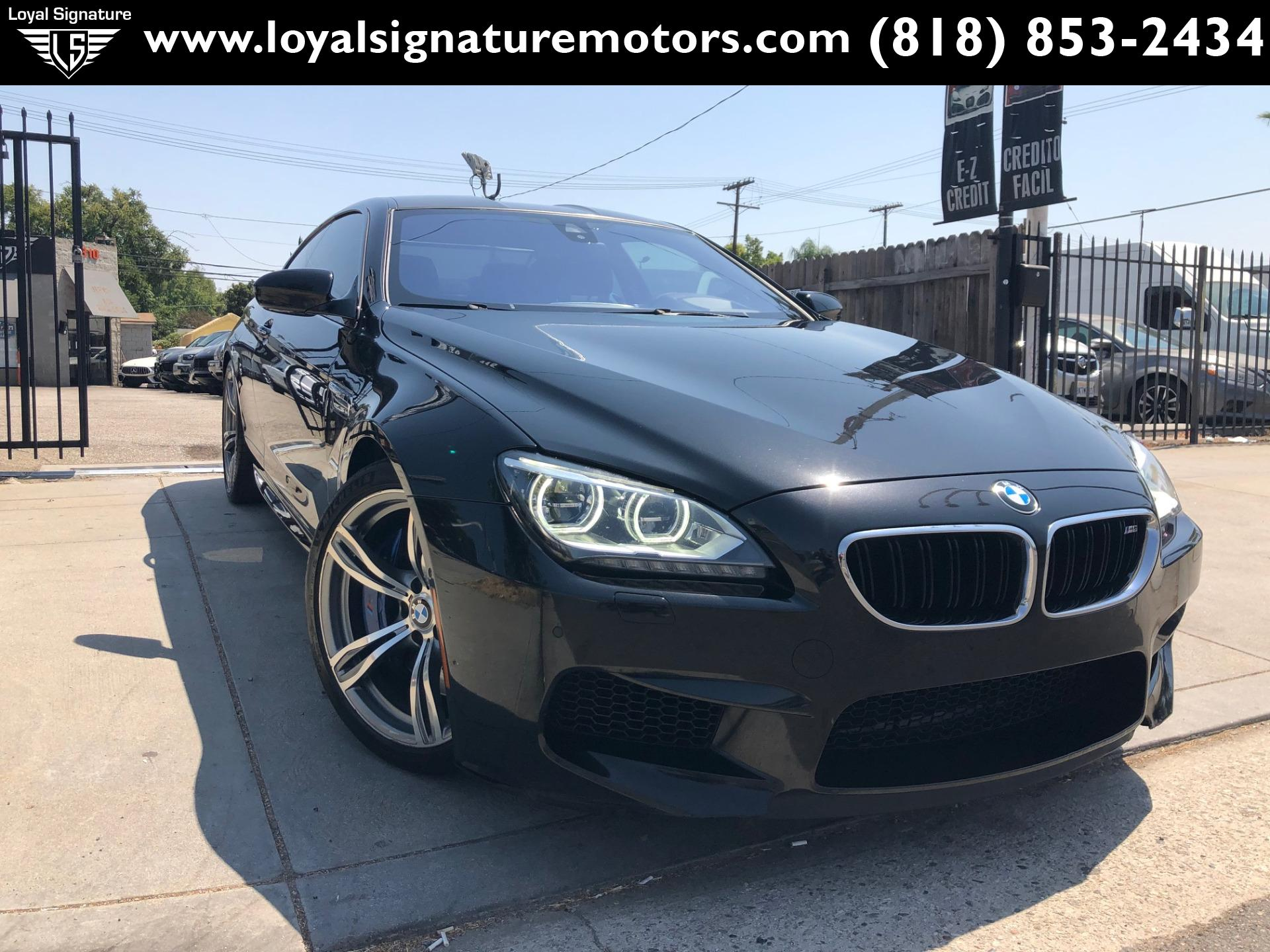 Used 2015 BMW M6  | Van Nuys, CA