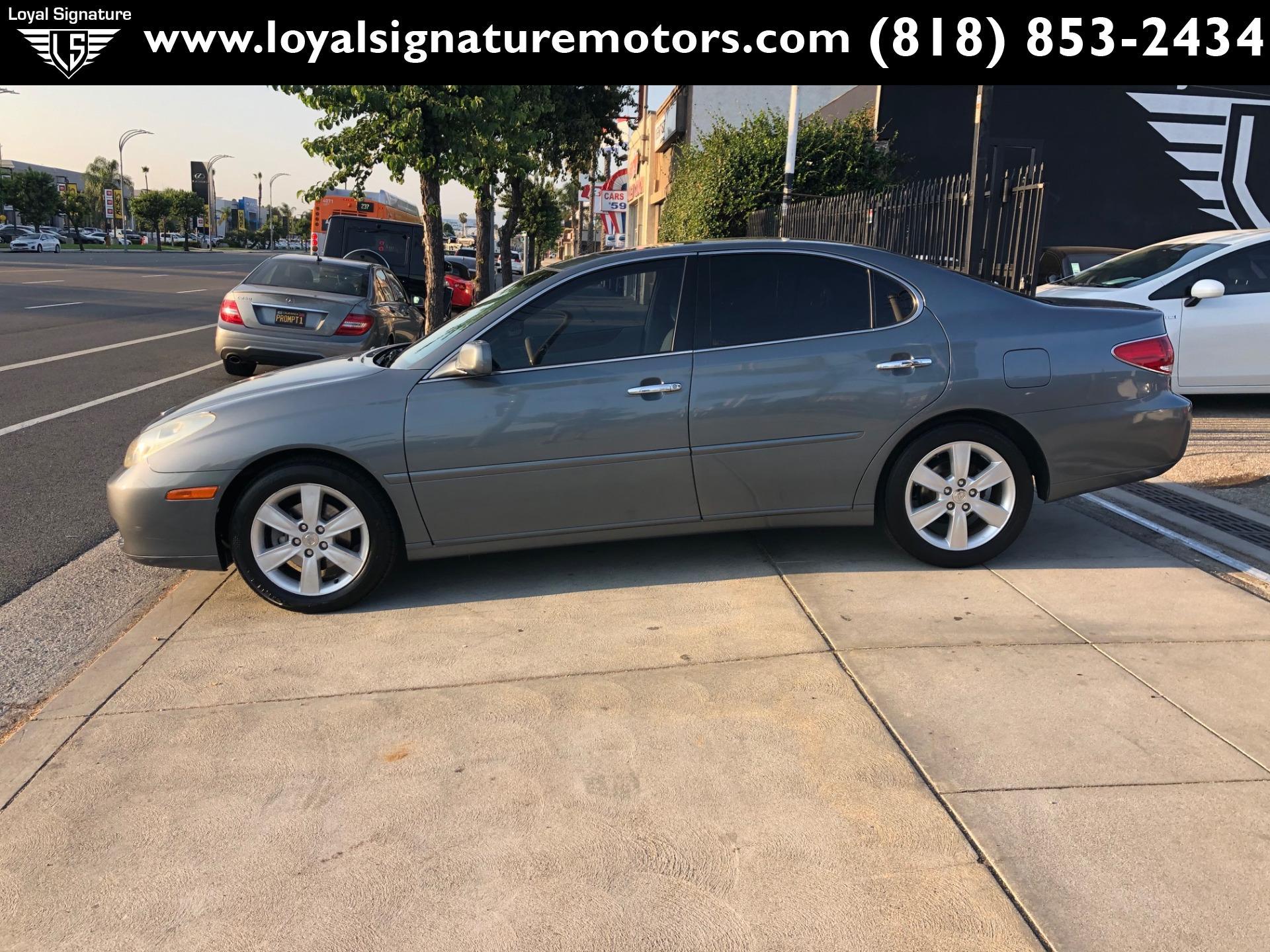 Used-2005-Lexus-ES-330