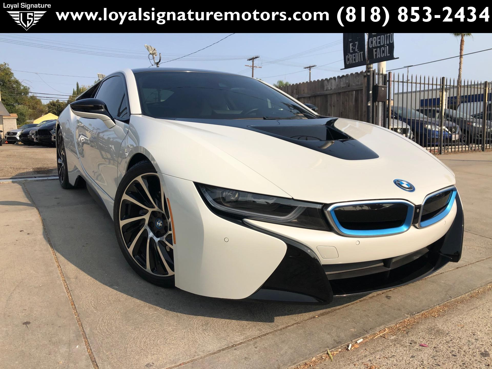 Used 2015 BMW i8 Base | Van Nuys, CA