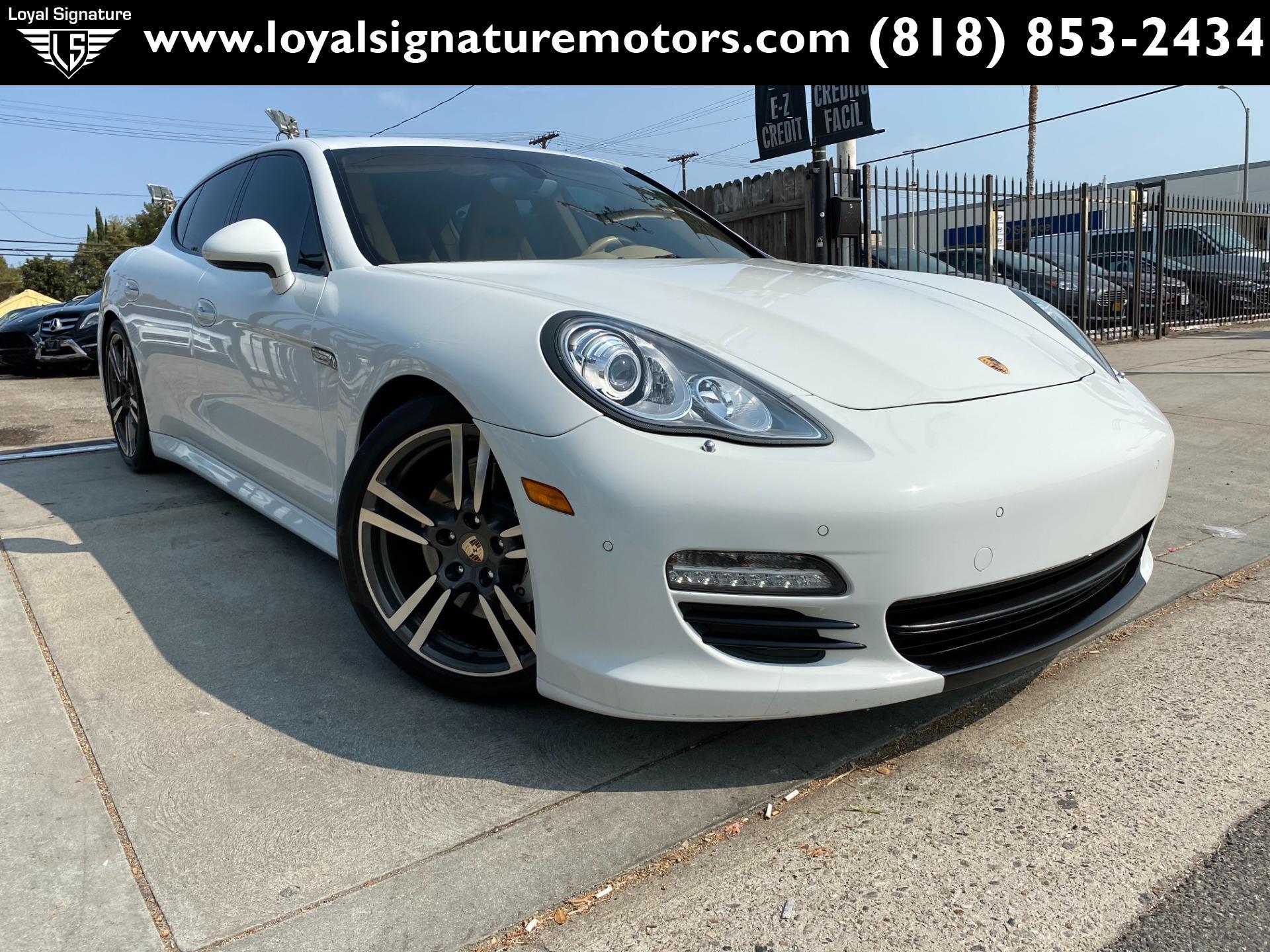 Used 2013 Porsche Panamera 4S | Van Nuys, CA