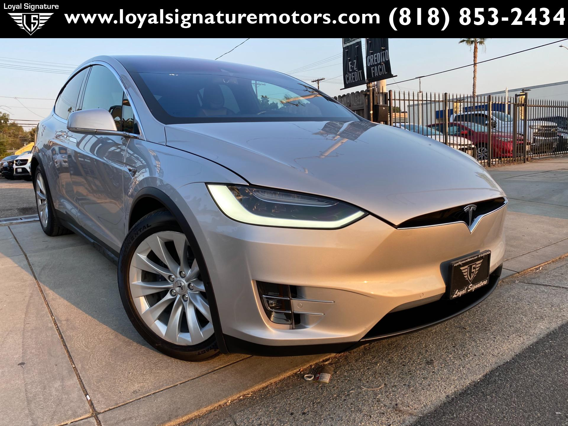 Used 2016 Tesla Model X 90D | Van Nuys, CA