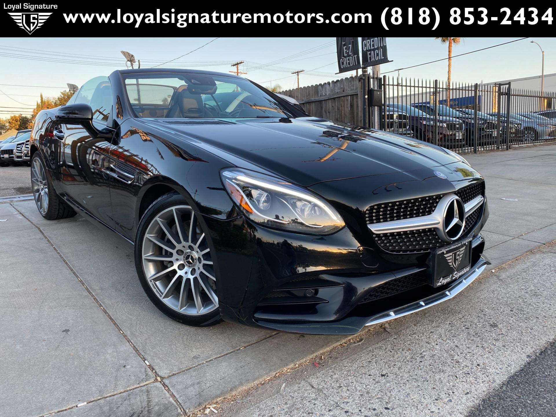 Used 2017 Mercedes-Benz SLC SLC 300 | Van Nuys, CA