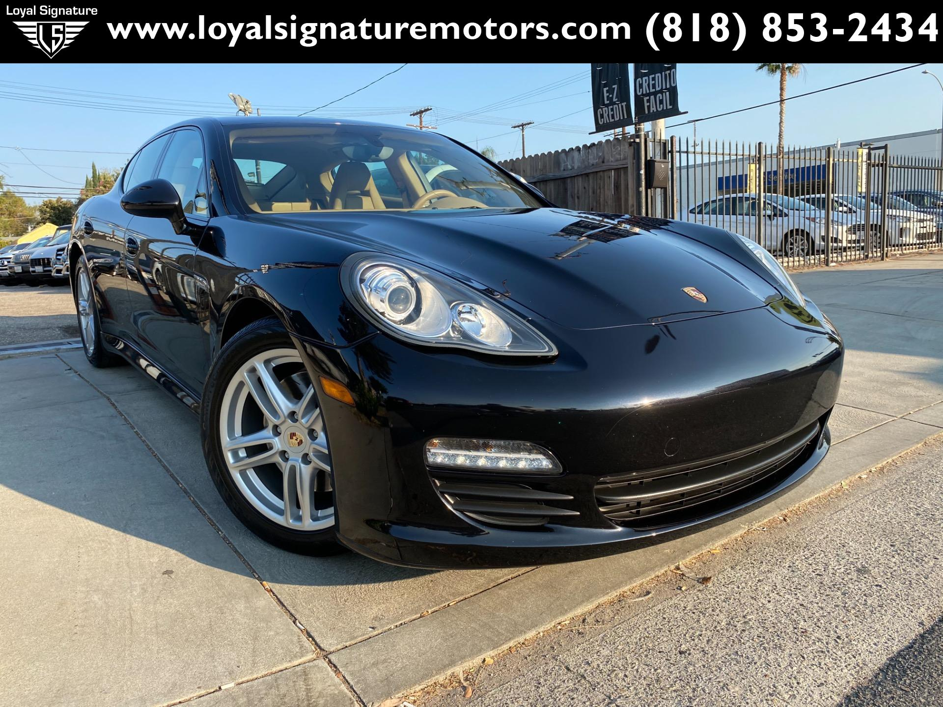 Used 2011 Porsche Panamera    Van Nuys, CA