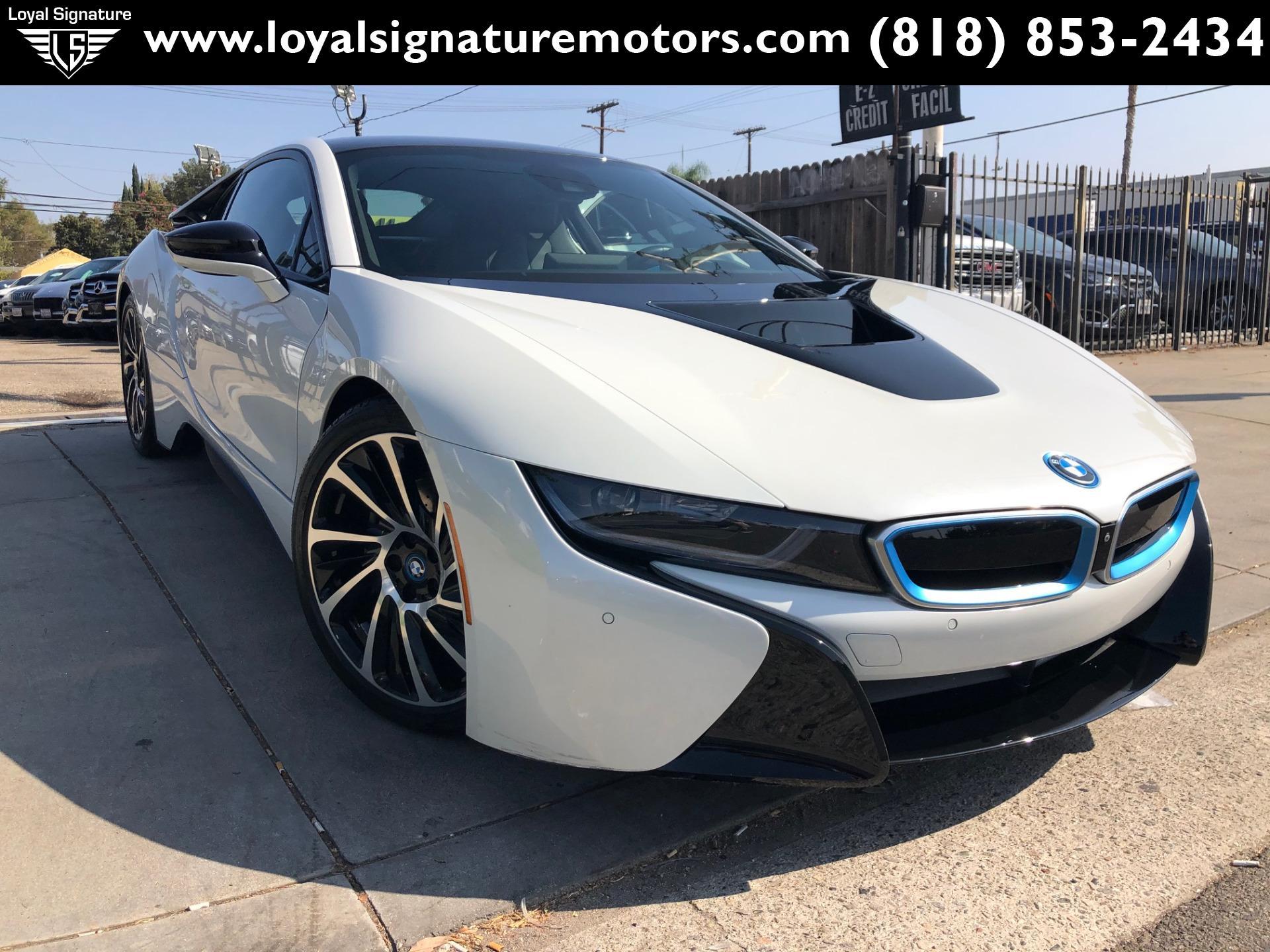 Used 2016 BMW i8    Van Nuys, CA