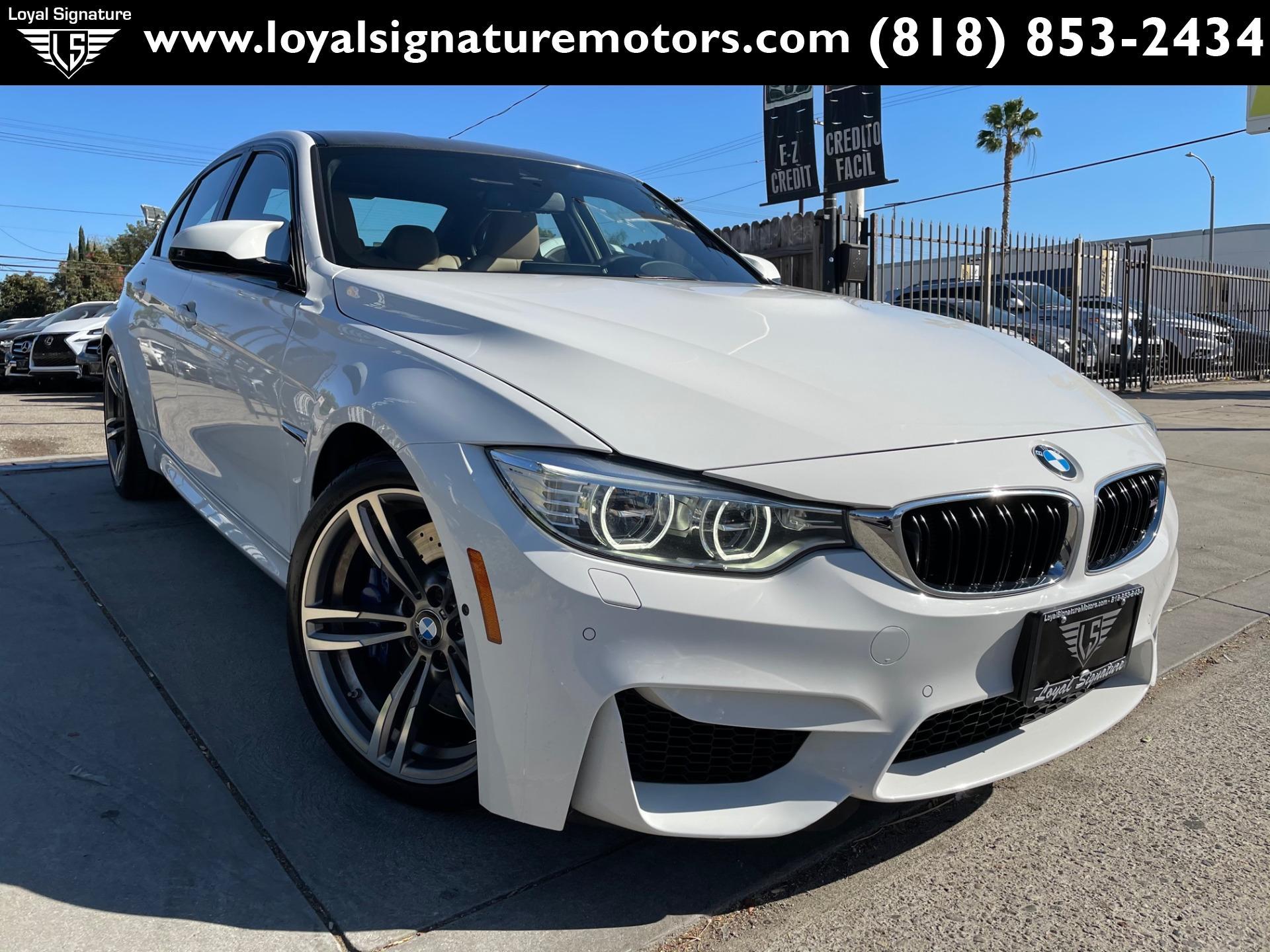 Used 2017 BMW M3  | Van Nuys, CA