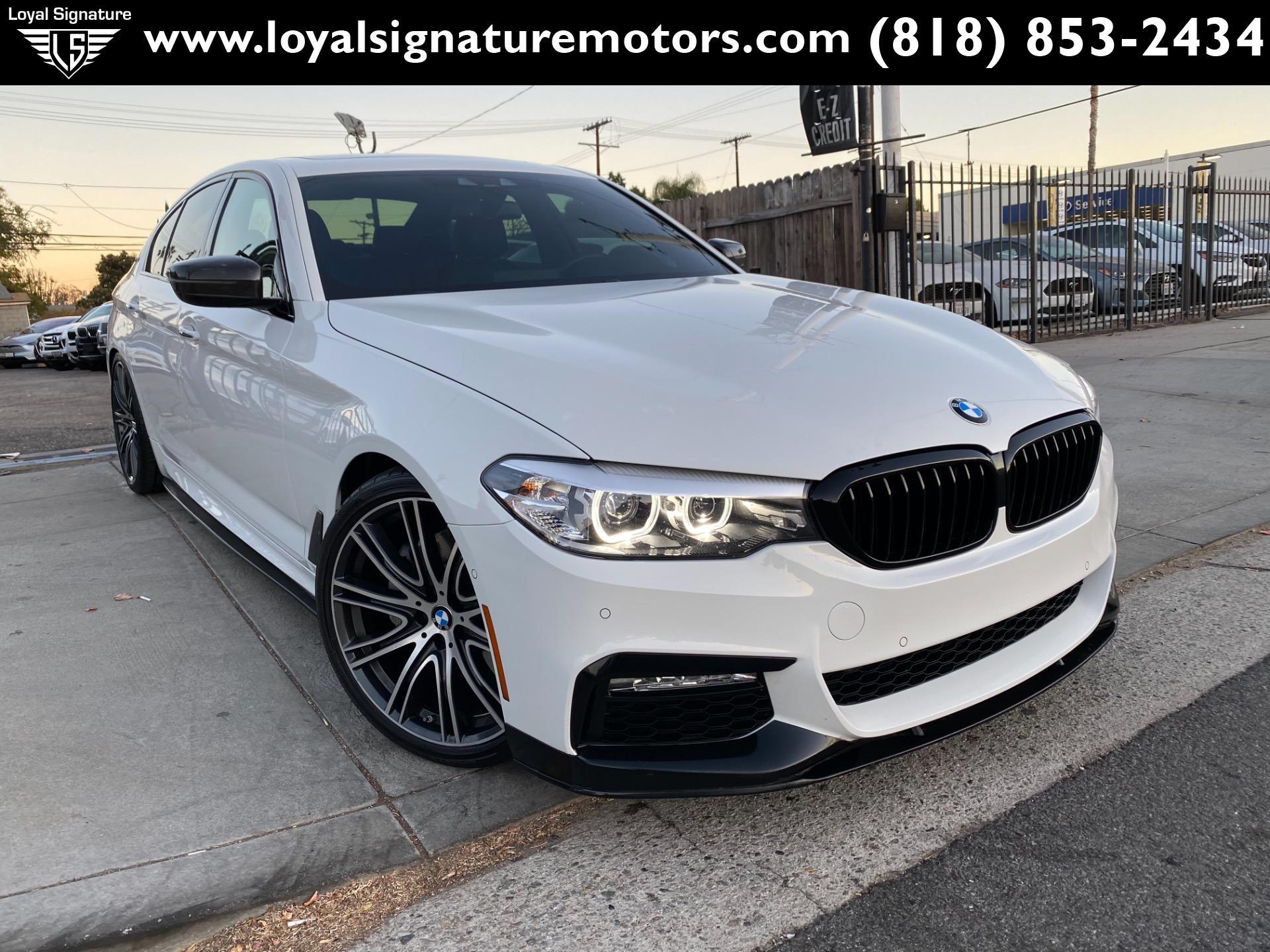 Used 2018 BMW 5 Series 530e iPerformance | Van Nuys, CA