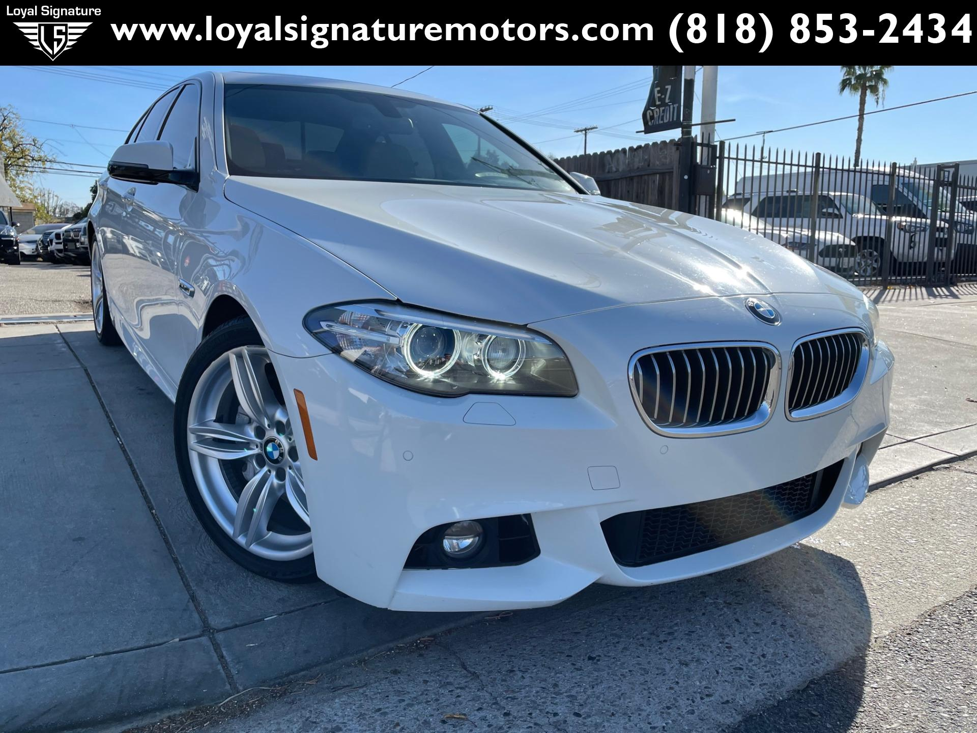 Used 2014 BMW 5 Series 535i | Van Nuys, CA