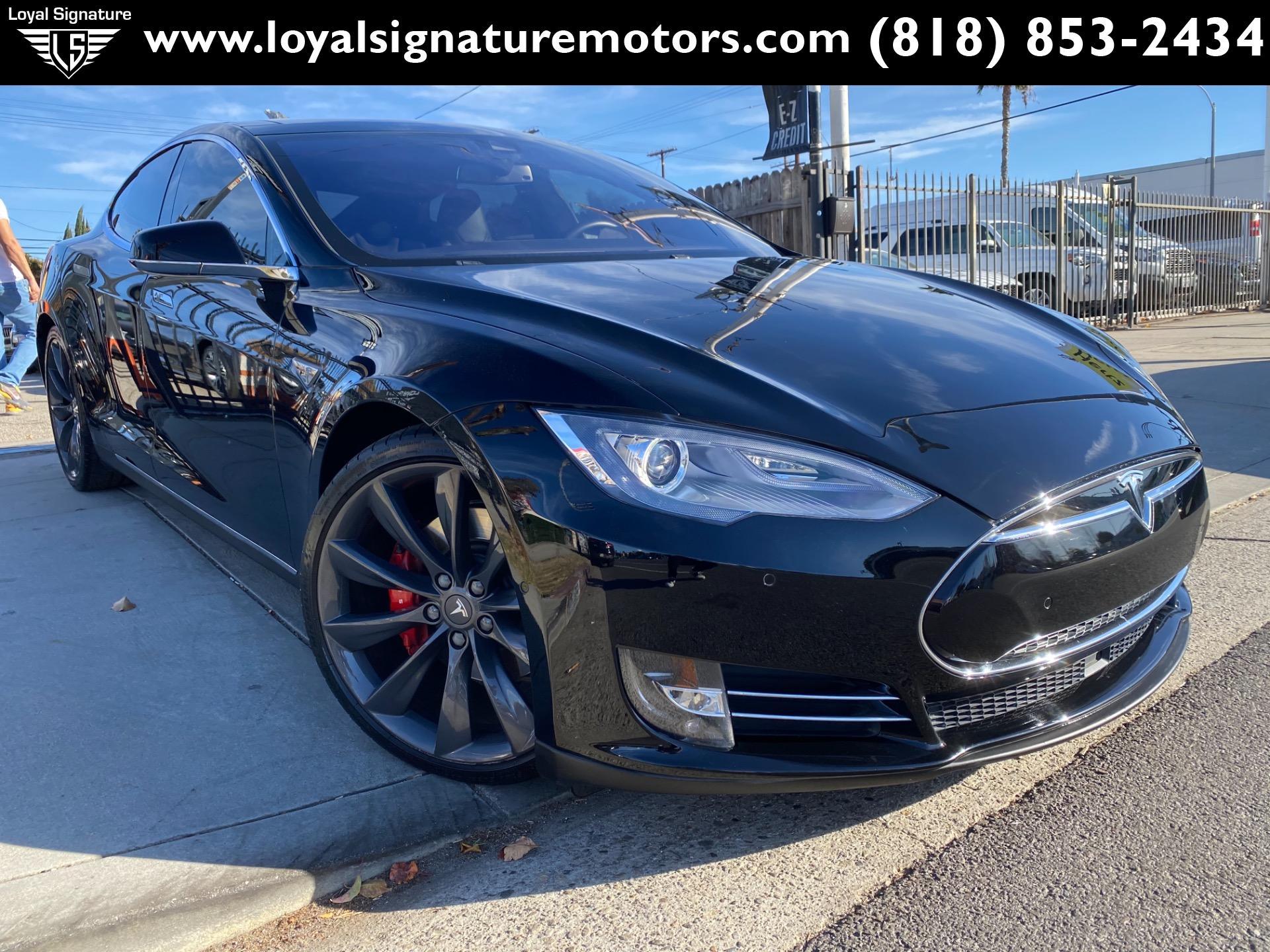 Used 2015 Tesla Model S P85D | Van Nuys, CA