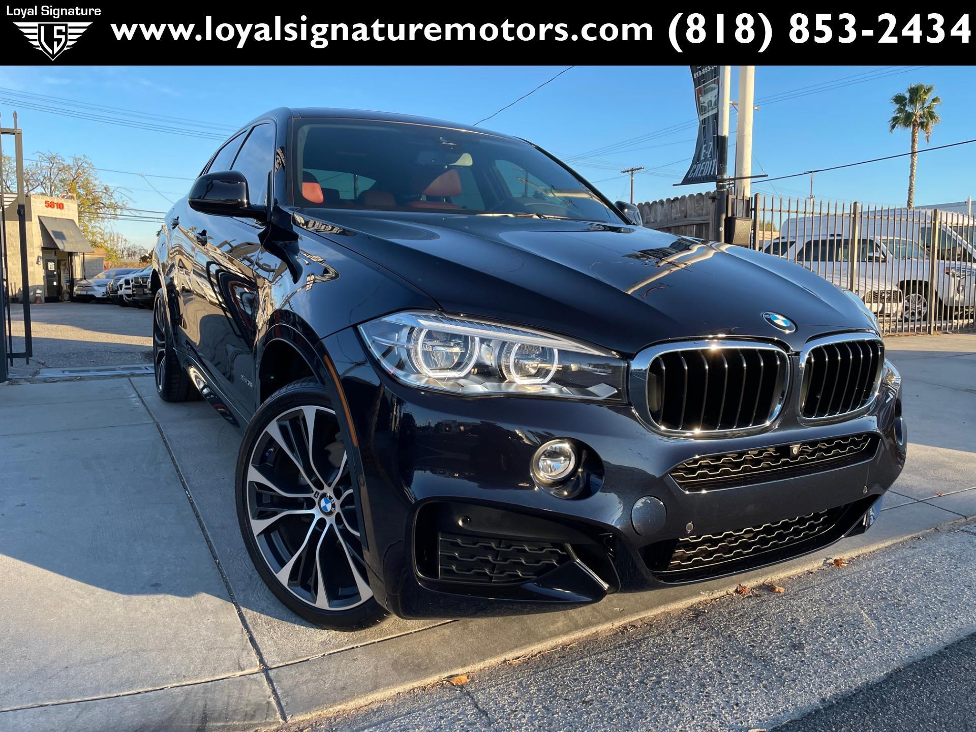 Used 2019 BMW X6 xDrive35i | Van Nuys, CA