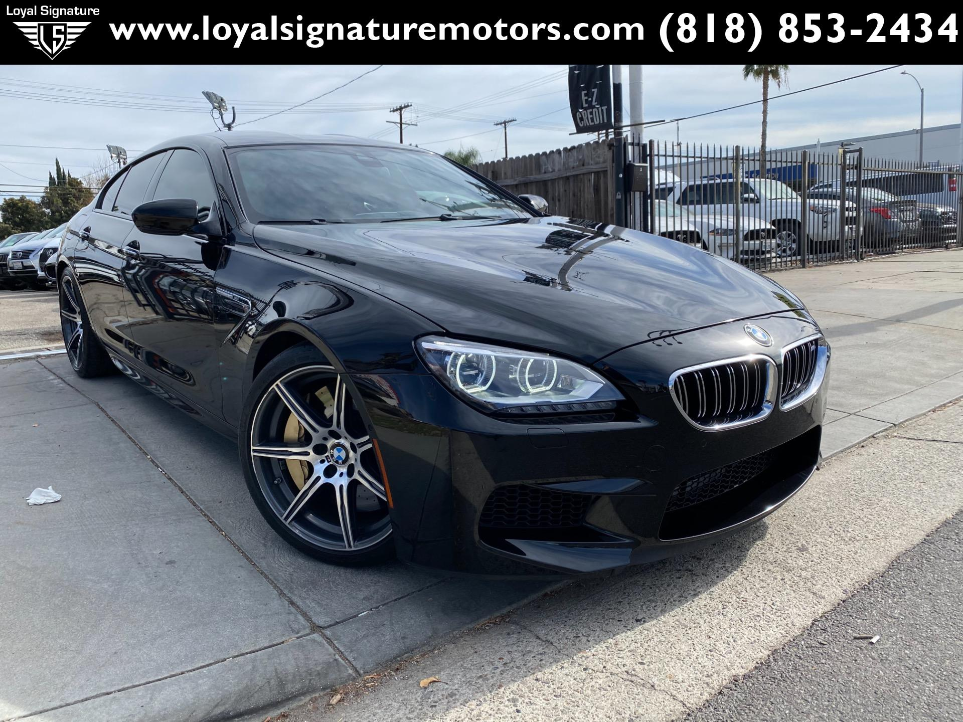 Used 2014 BMW M6 Gran Coupe | Van Nuys, CA