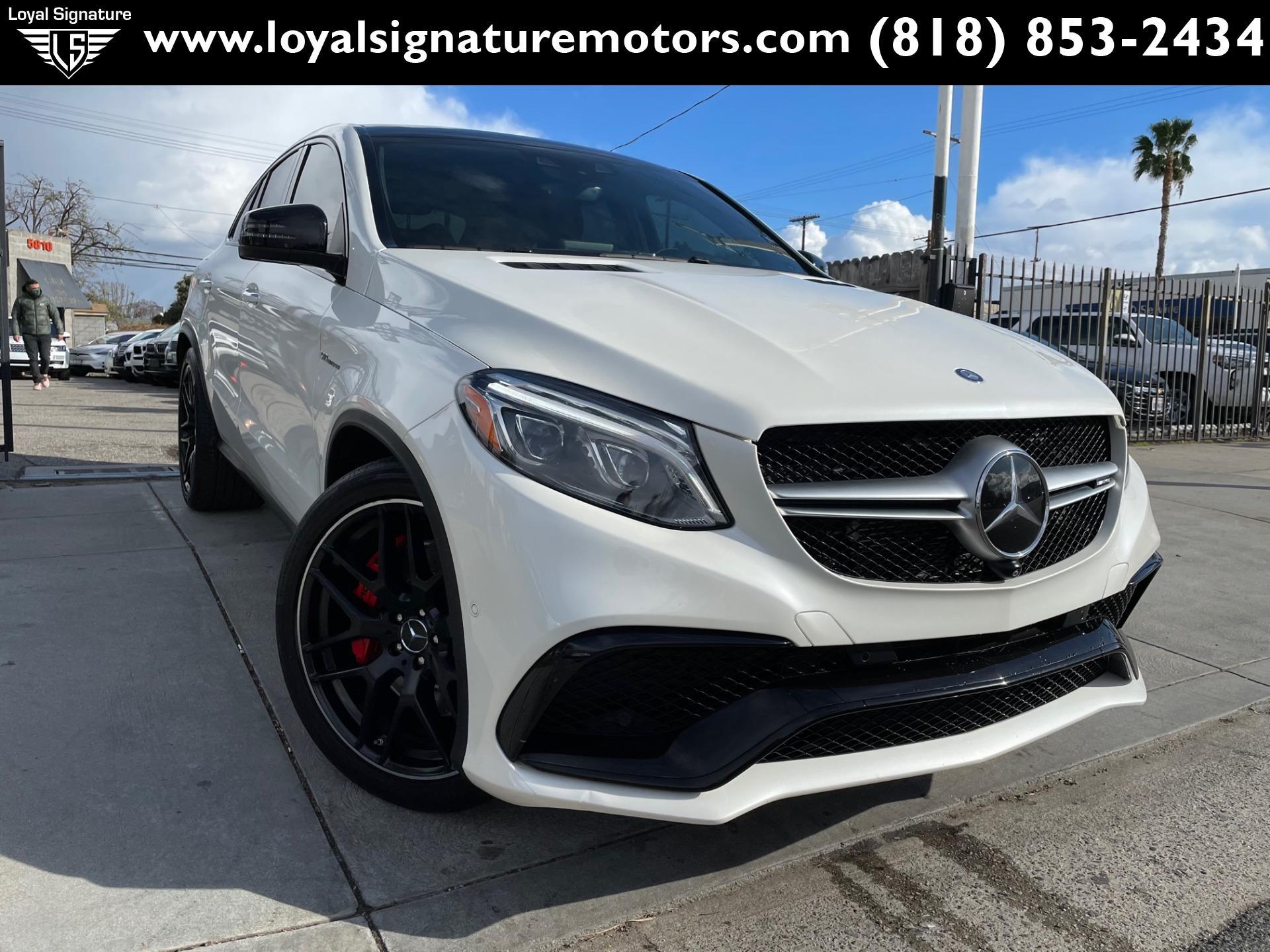 Used 2017 Mercedes-Benz GLE AMG GLE 63 S | Van Nuys, CA