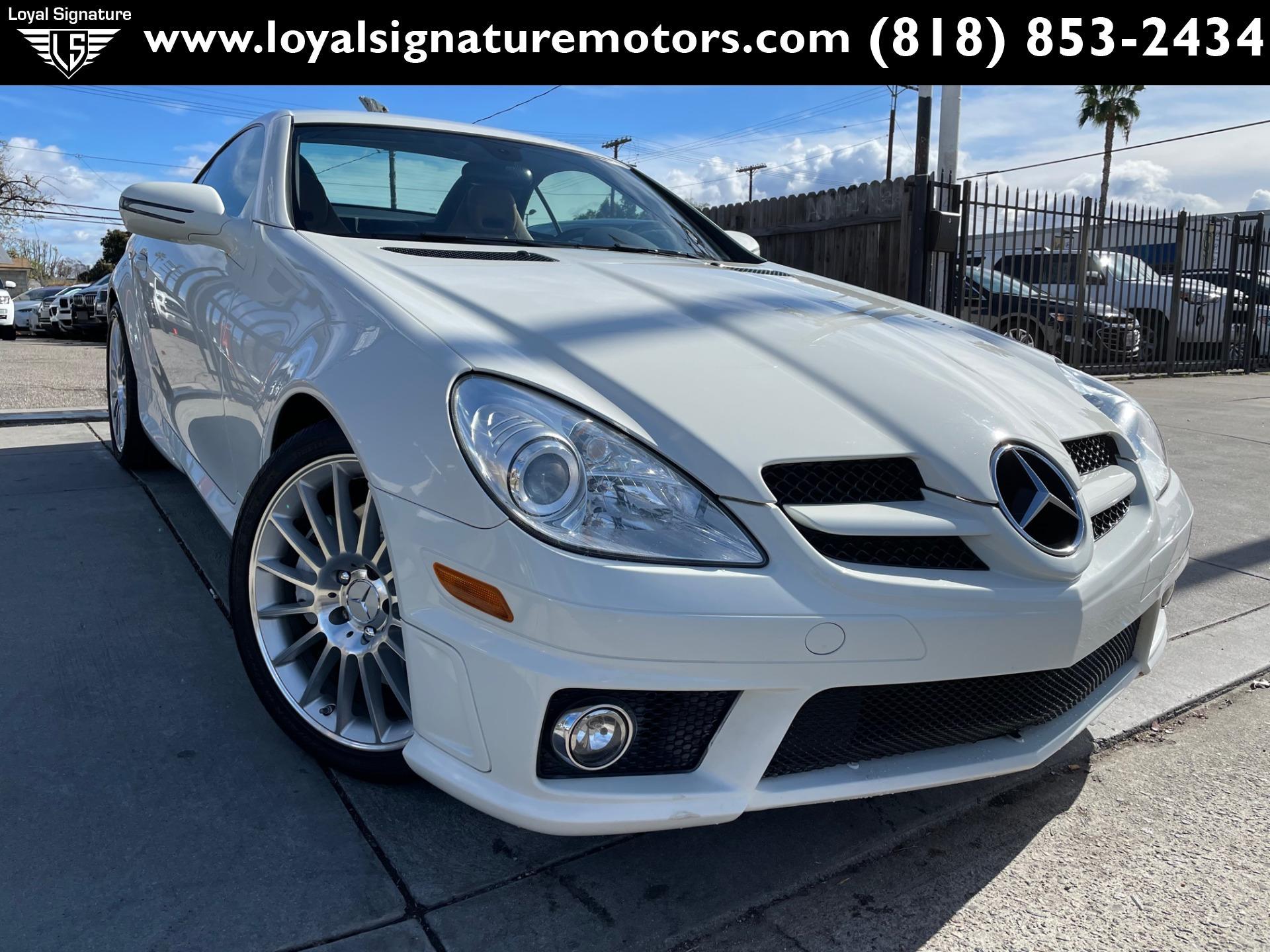 Used 2009 Mercedes-Benz SLK SLK 350 | Van Nuys, CA