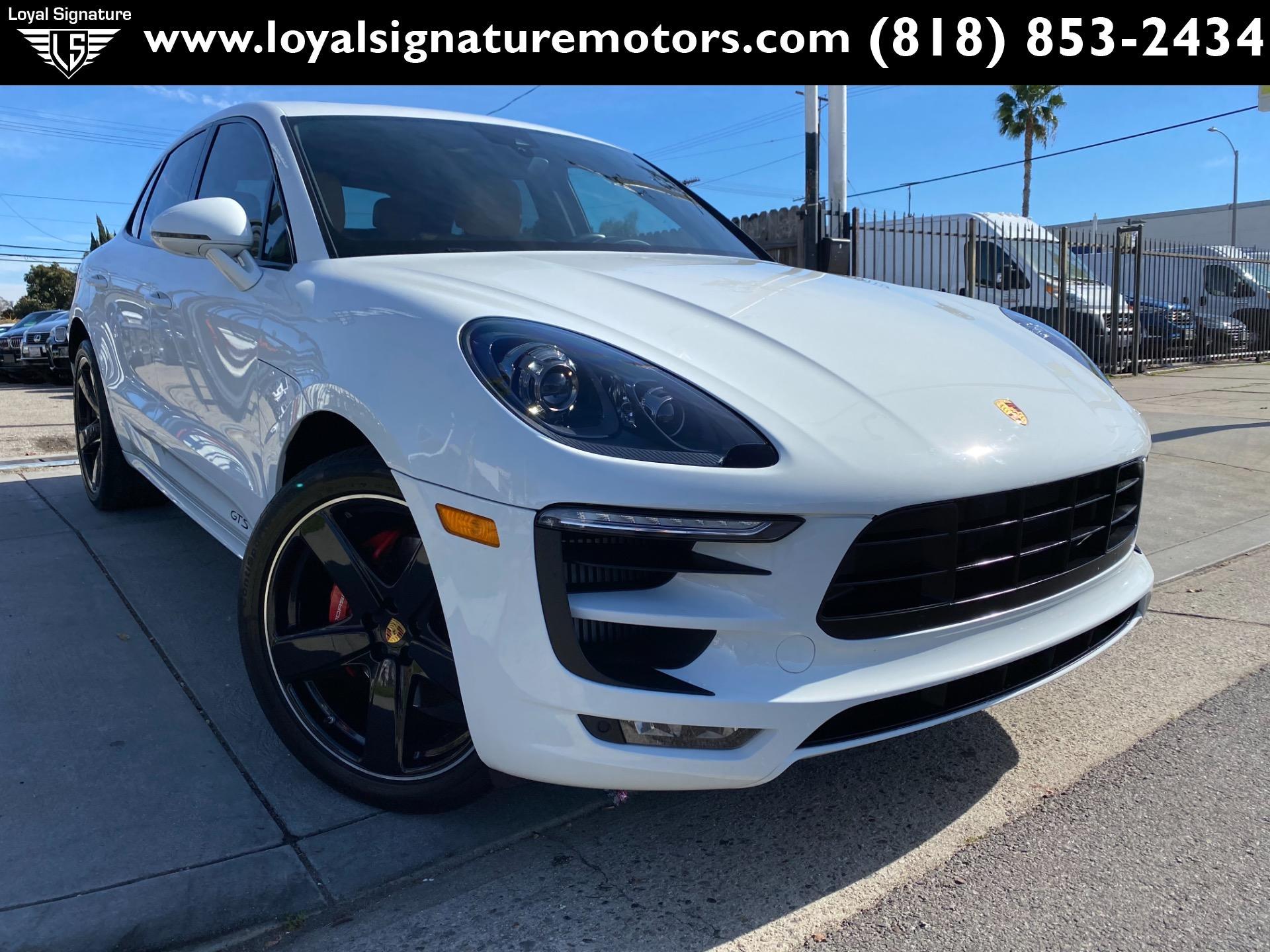 Used 2017 Porsche Macan GTS   Van Nuys, CA
