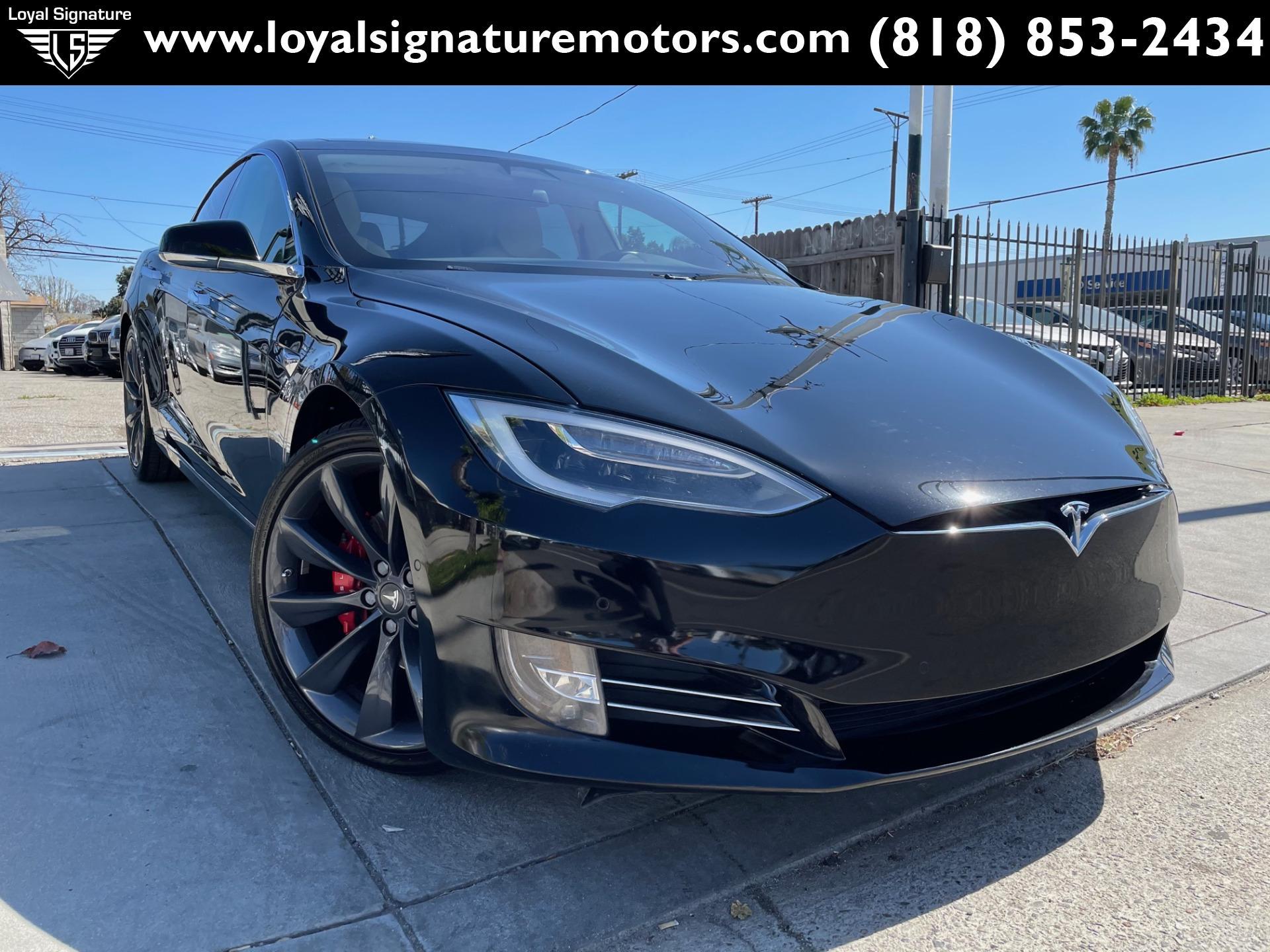 Used 2016 Tesla Model S P100D | Van Nuys, CA