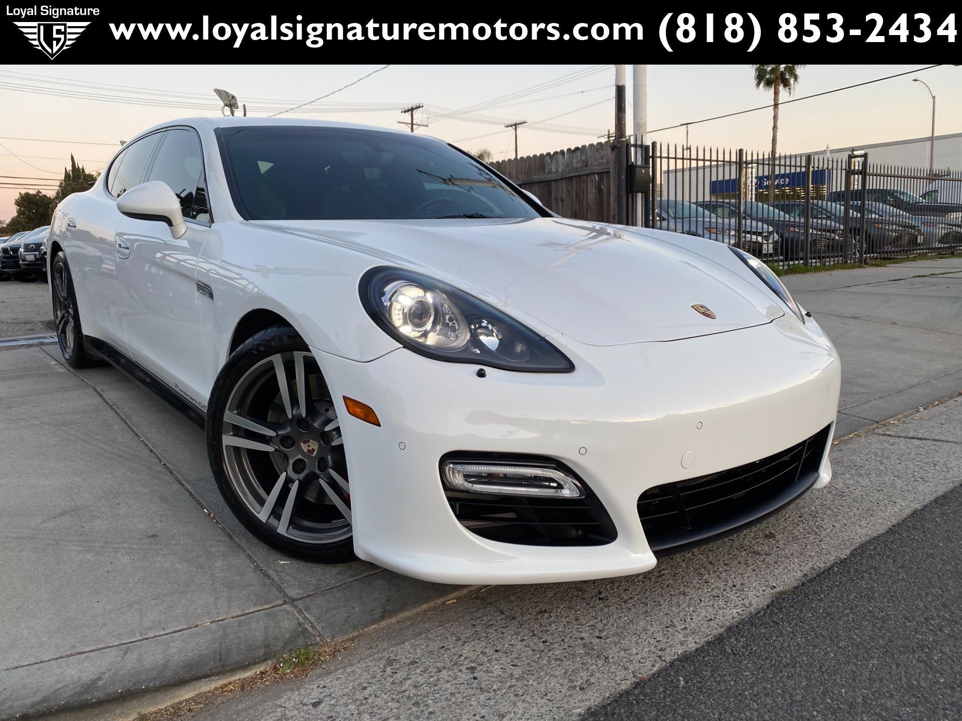 Used 2013 Porsche Panamera GTS | Van Nuys, CA