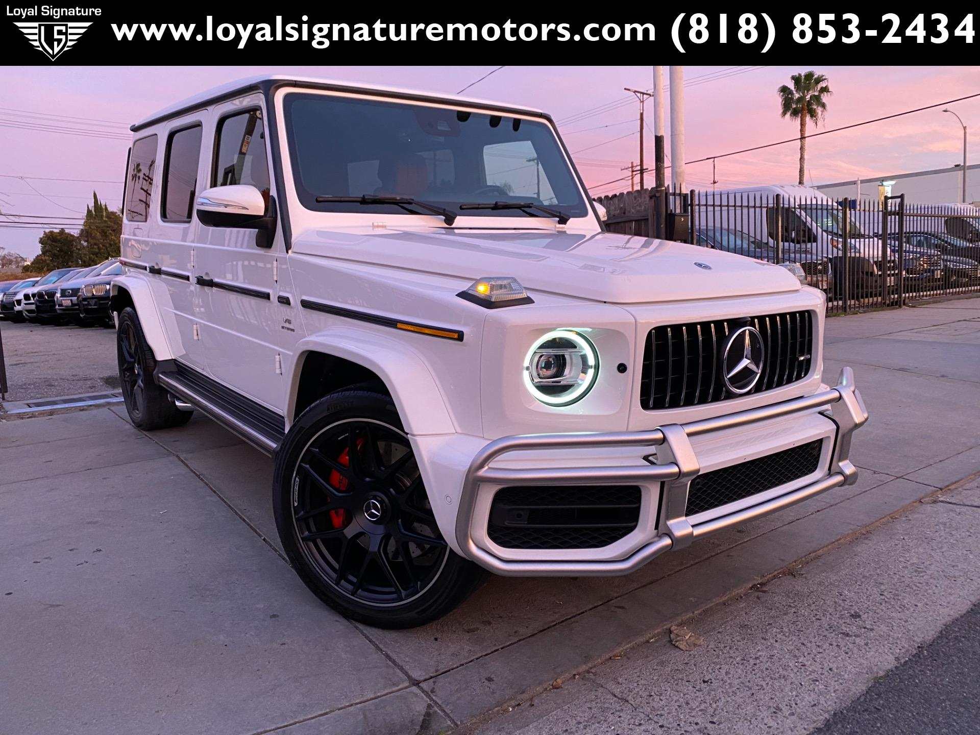 Used 2020 Mercedes-Benz G-Class AMG G 63 | Van Nuys, CA