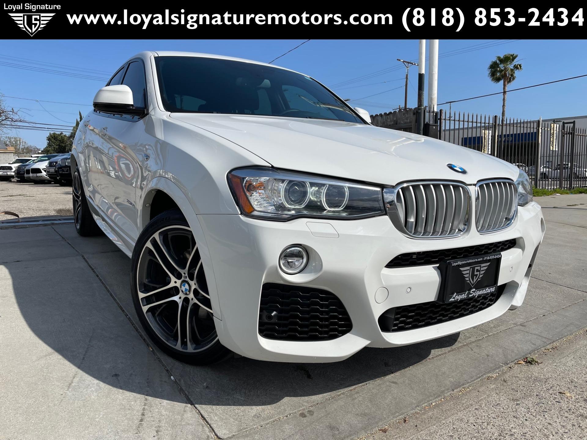 Used 2016 BMW X4 xDrive35i | Van Nuys, CA