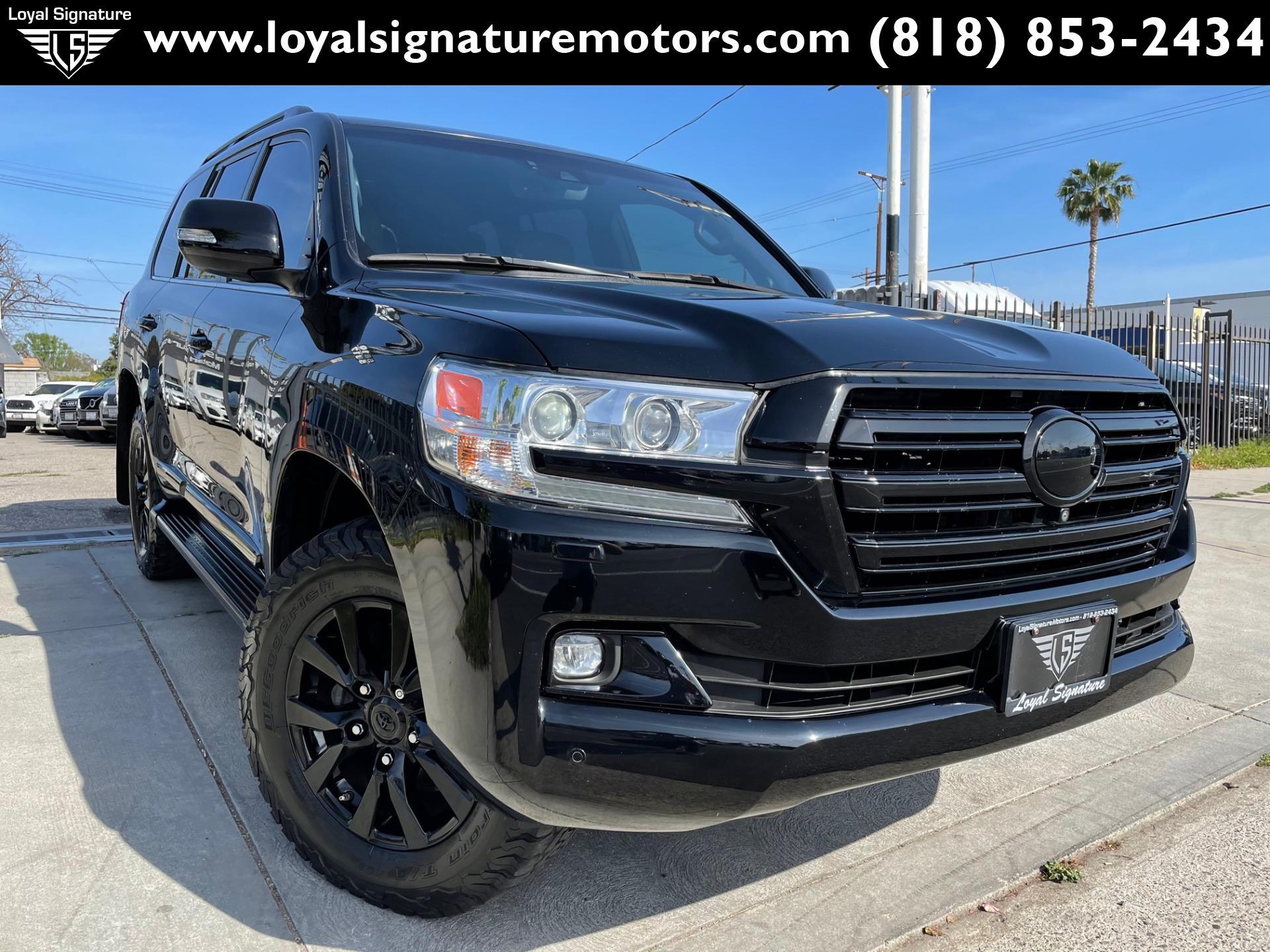 Used 2016 Toyota Land Cruiser  | Van Nuys, CA