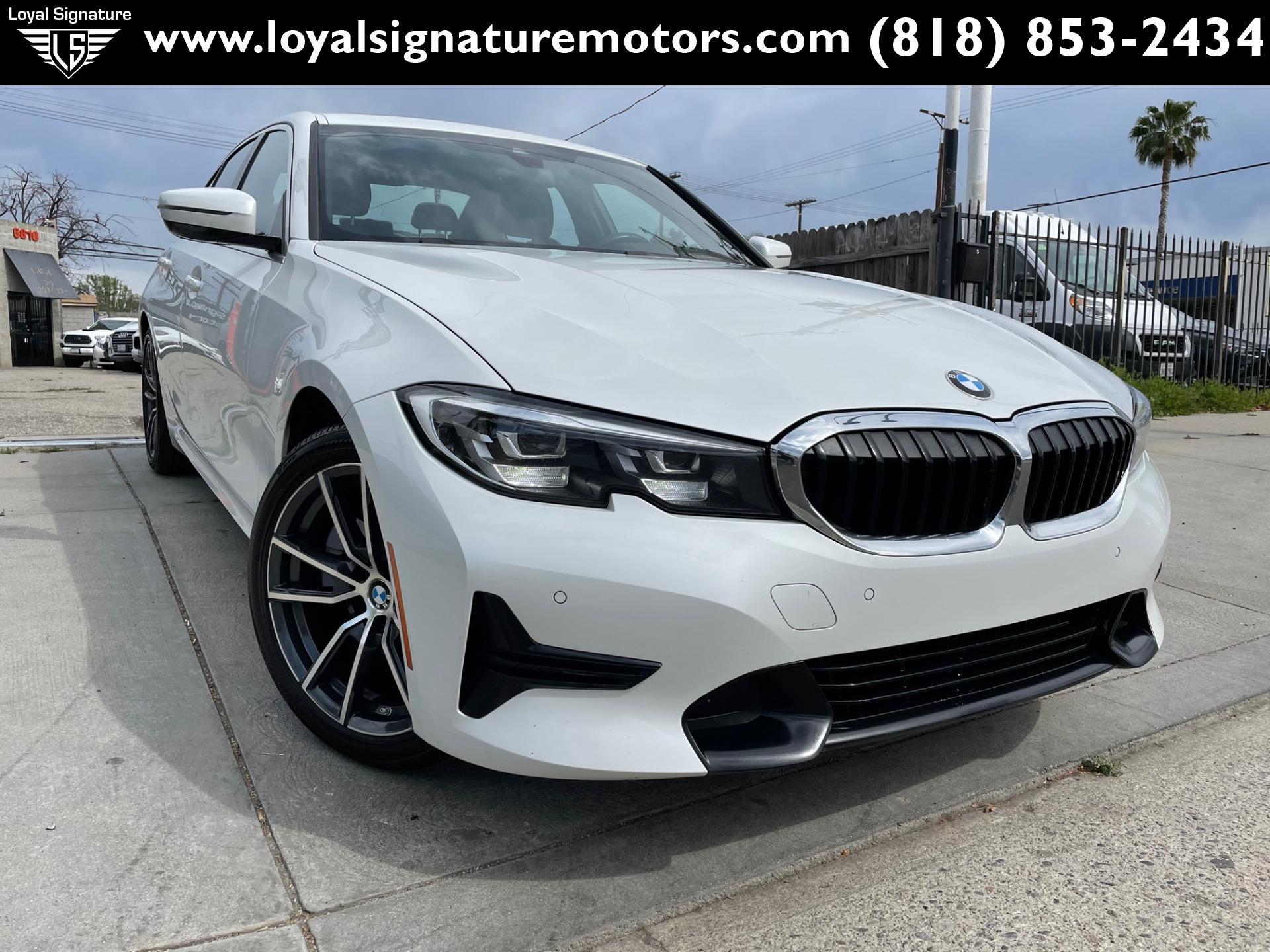 Used 2020 BMW 3 Series 330i | Van Nuys, CA