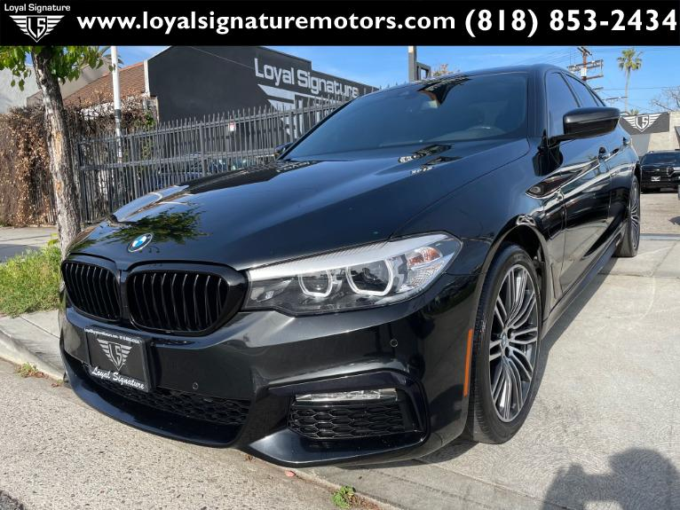 Used-2018-BMW-5-Series-530e-iPerformance
