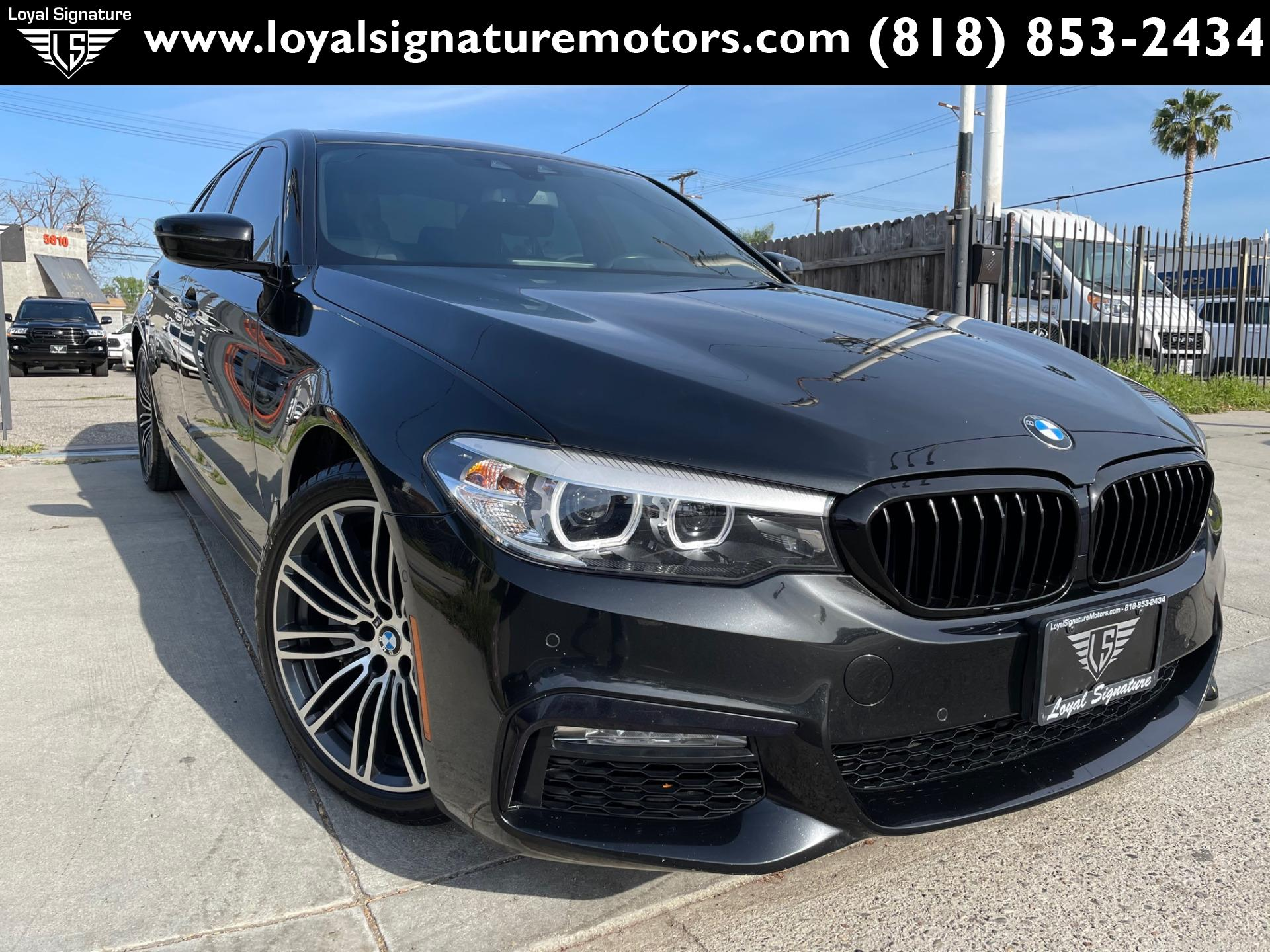 Used 2018 BMW 5 Series 530e iPerformance | Van Nuys, CA