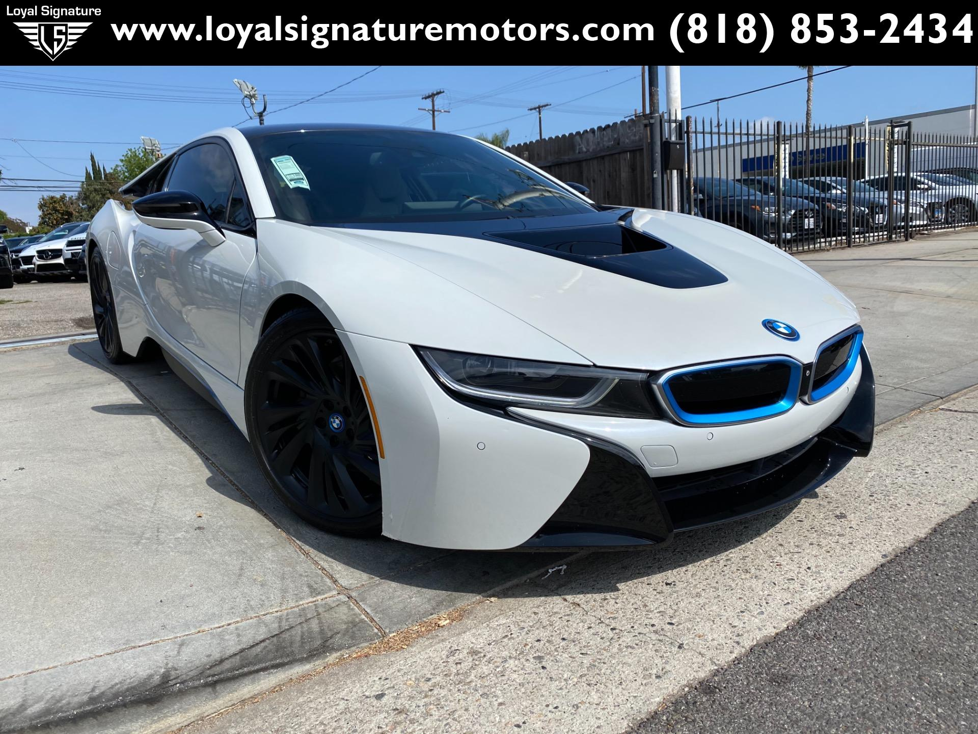Used 2015 BMW i8  | Van Nuys, CA