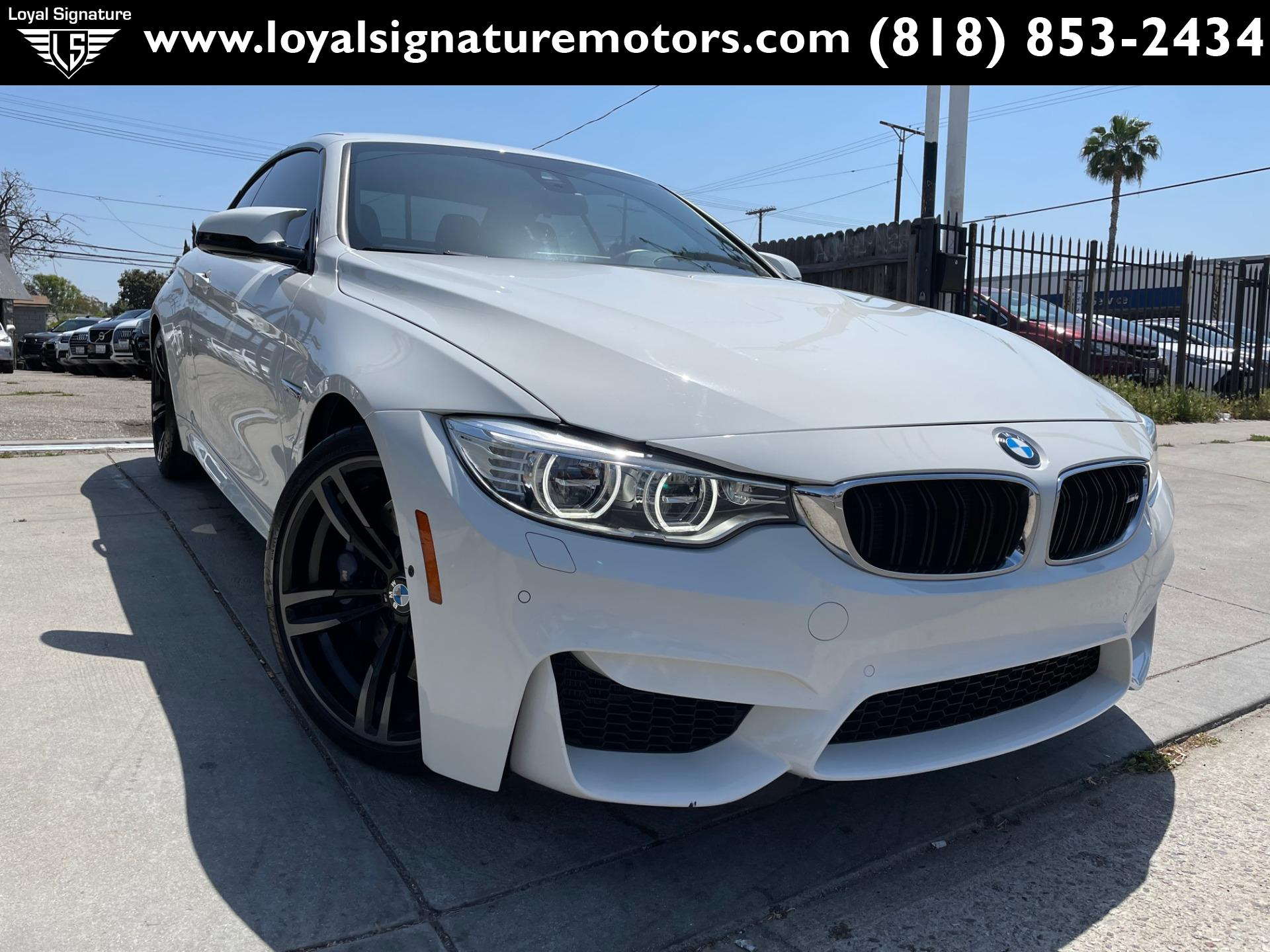 Used 2015 BMW M4  | Van Nuys, CA