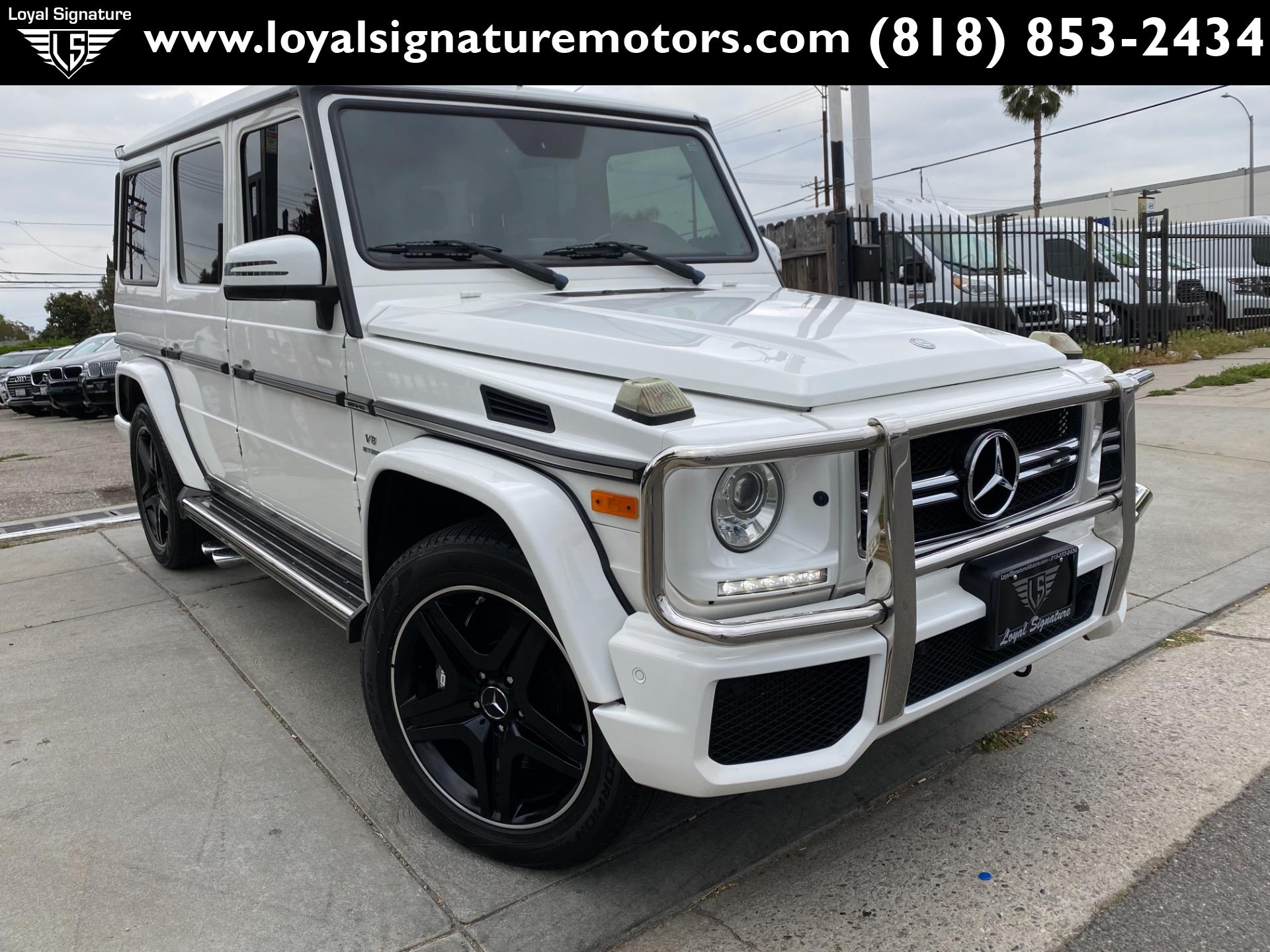 Used 2015 Mercedes-Benz G-Class G 63 AMG   Van Nuys, CA