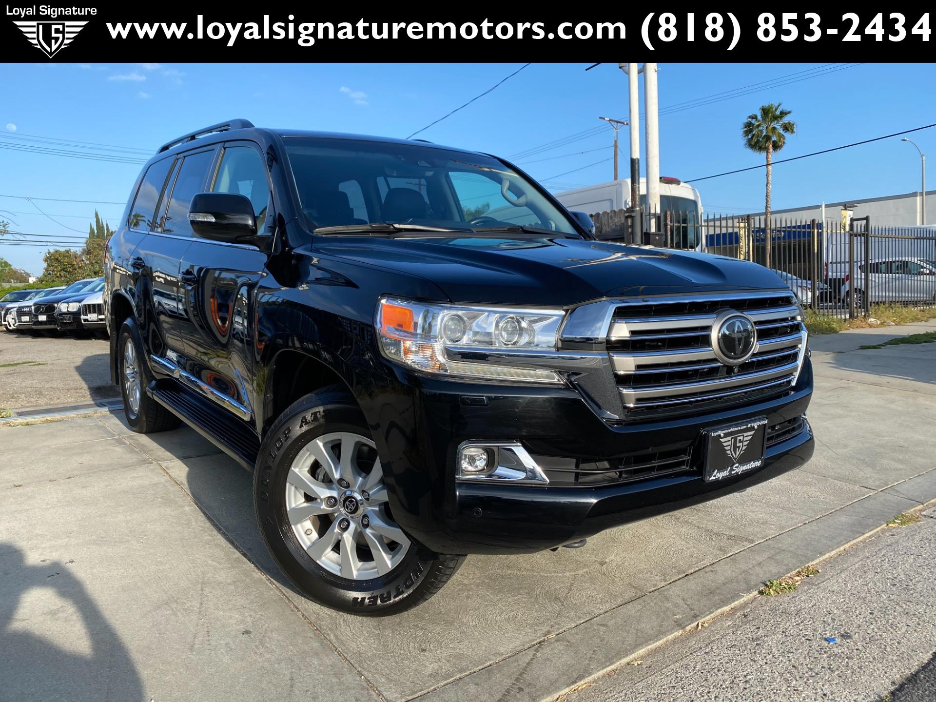 Used 2019 Toyota Land Cruiser  | Van Nuys, CA