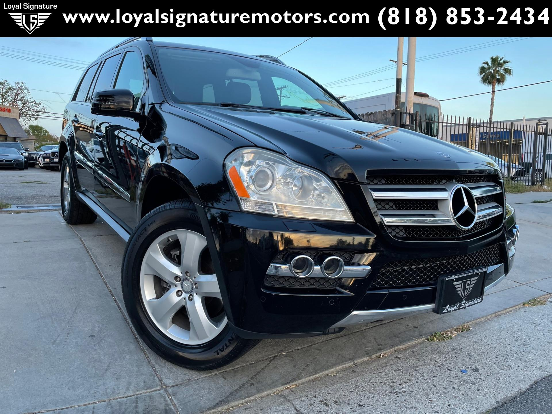 Used 2011 Mercedes-Benz GL-Class GL 450 4MATIC | Van Nuys, CA