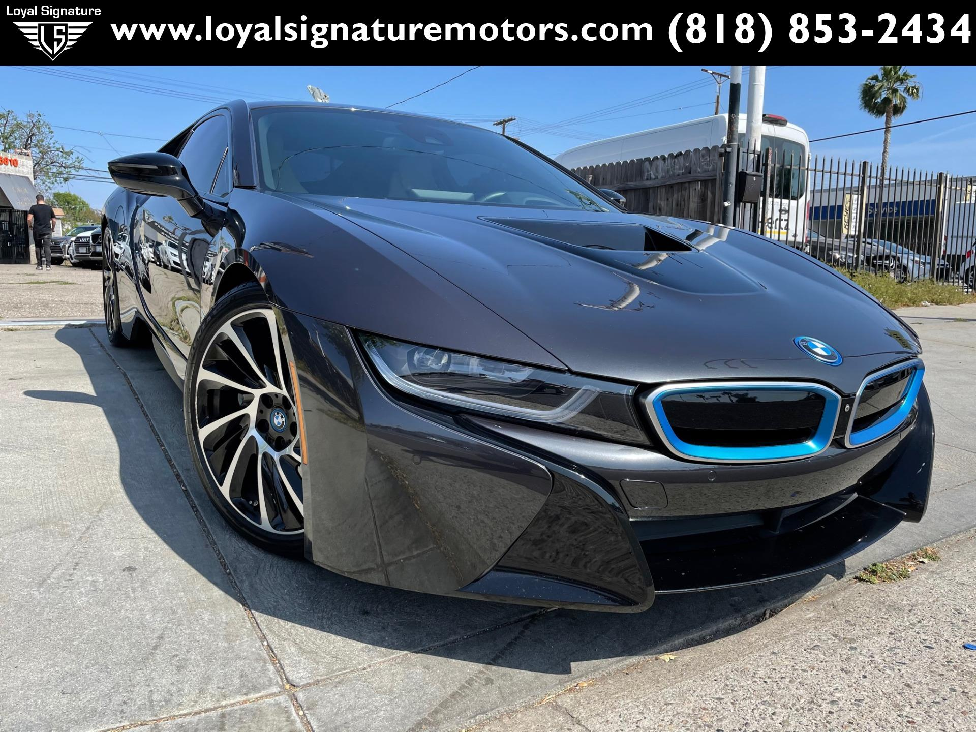 Used 2014 BMW i8  | Van Nuys, CA