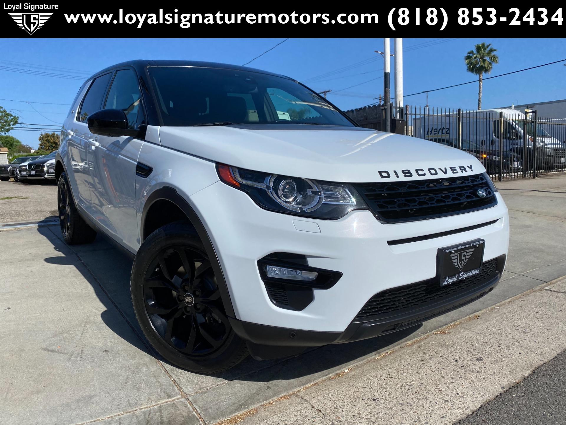 Used 2016 Land Rover Discovery Sport HSE | Van Nuys, CA