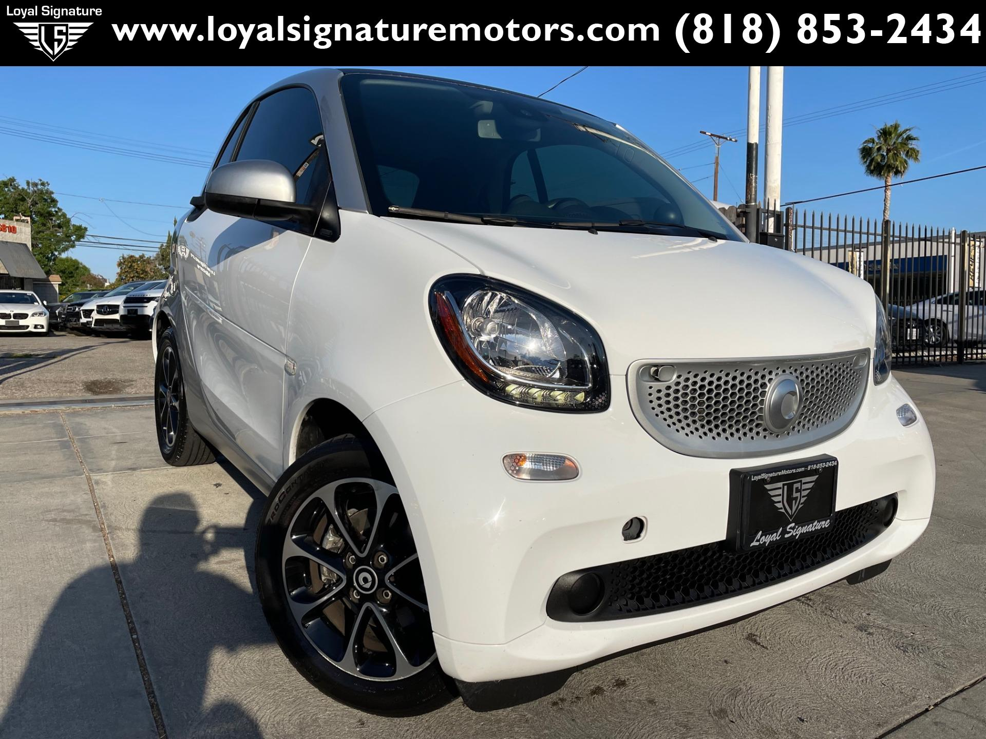 Used 2016 Smart fortwo passion   Van Nuys, CA