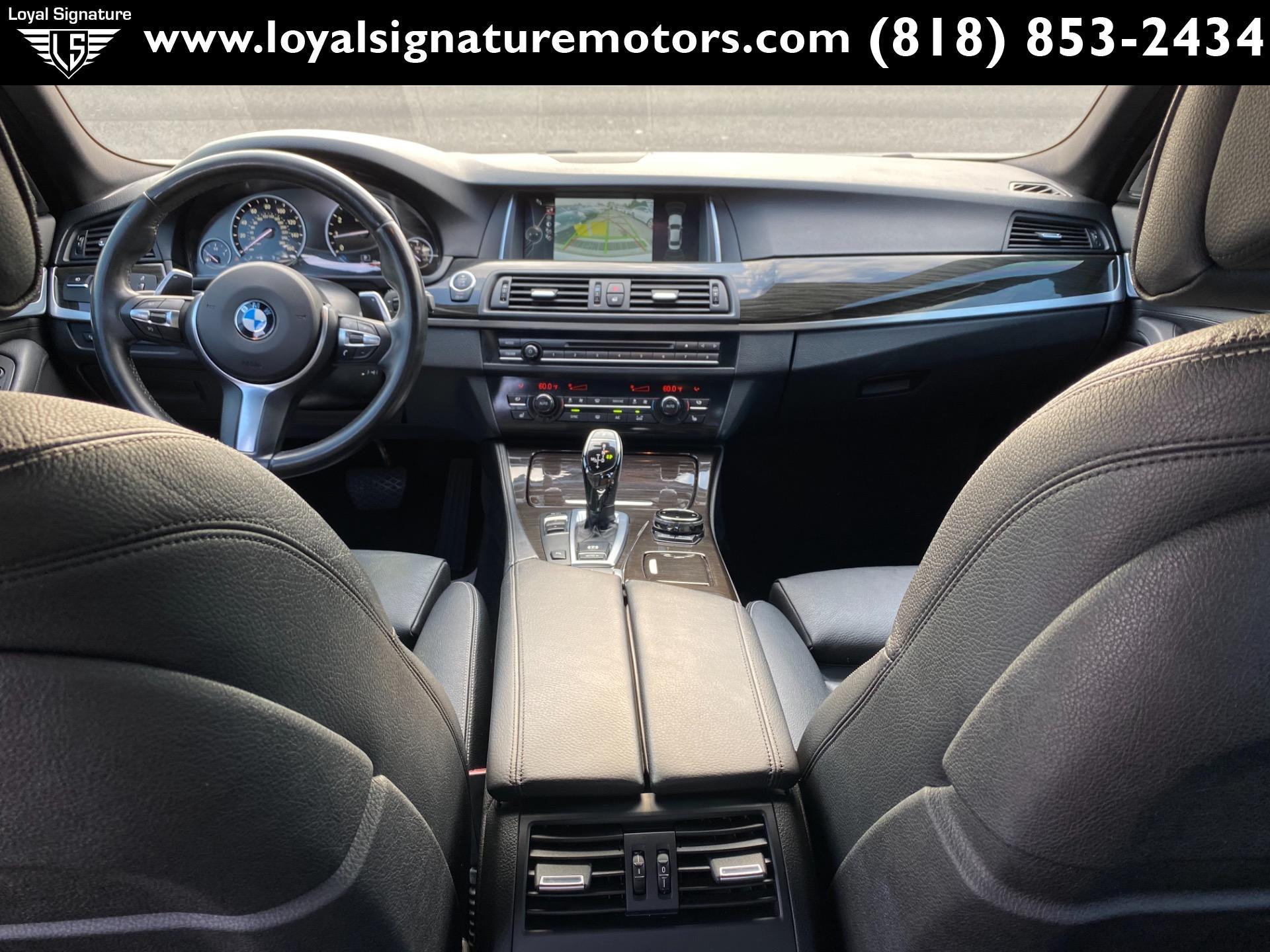 Used-2014-BMW-5-Series-550i