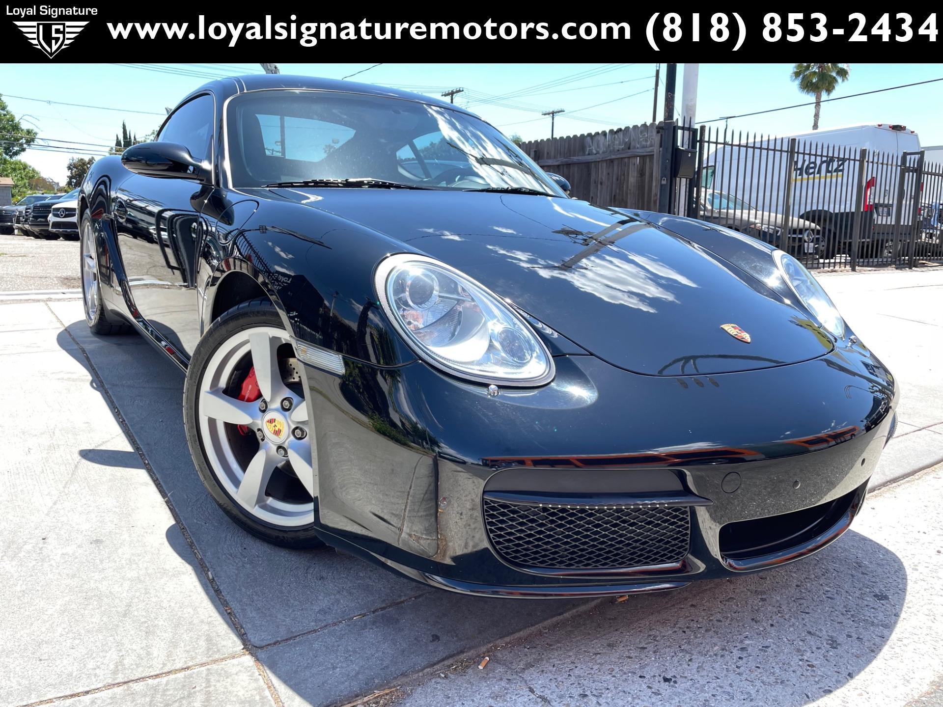 Used 2008 Porsche Cayman S   Van Nuys, CA