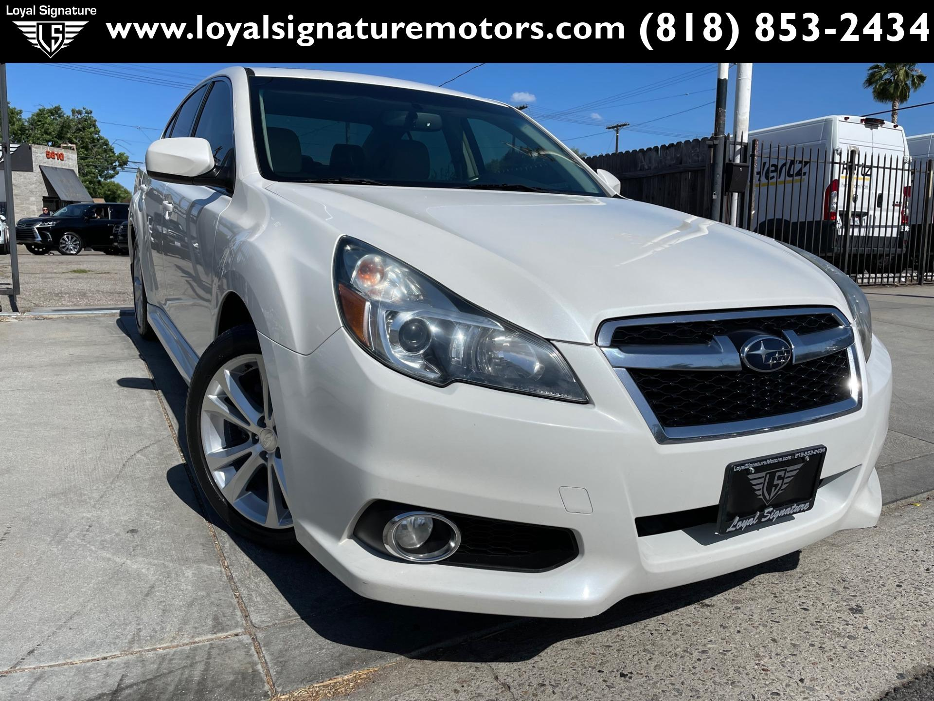 Used 2013 Subaru Legacy 2.5i Limited | Van Nuys, CA