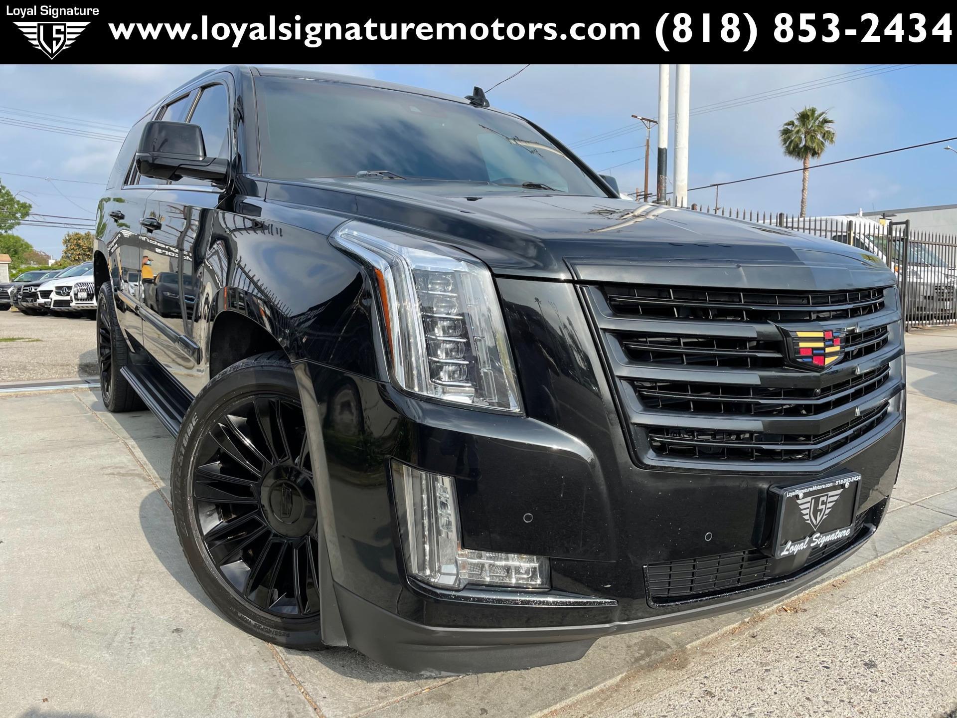 Used 2016 Cadillac Escalade Platinum   Van Nuys, CA
