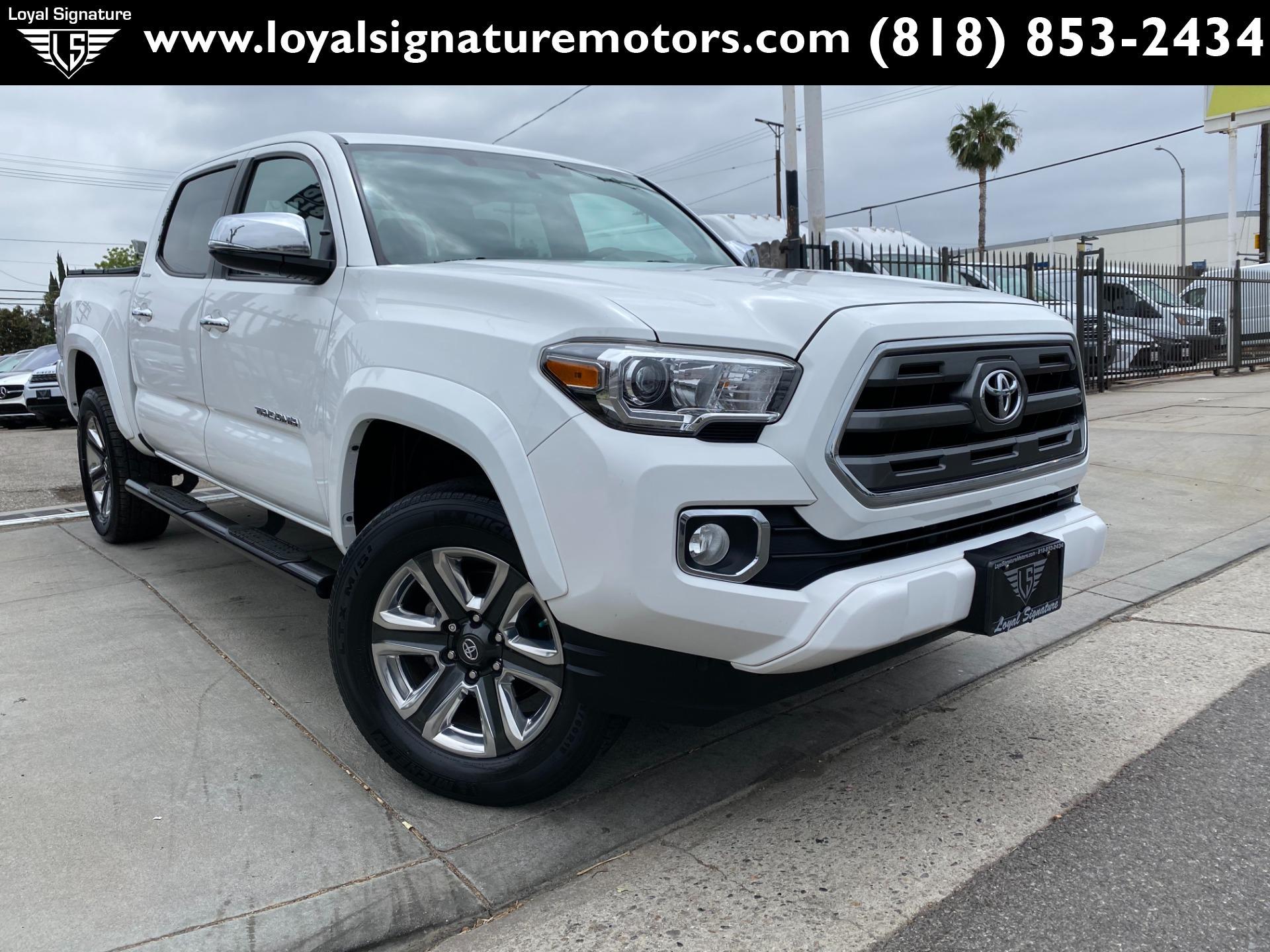 Used 2017 Toyota Tacoma Limited   Van Nuys, CA