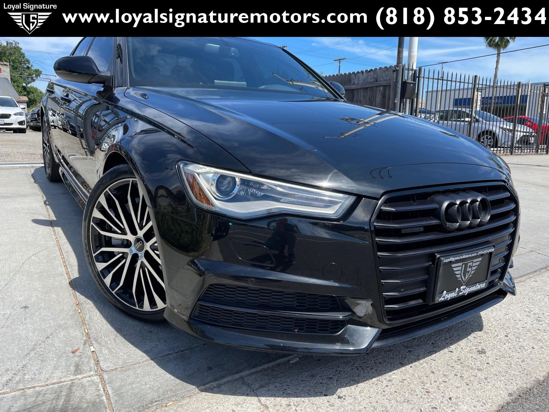 Used 2018 Audi A6 2.0T quattro Premium | Van Nuys, CA