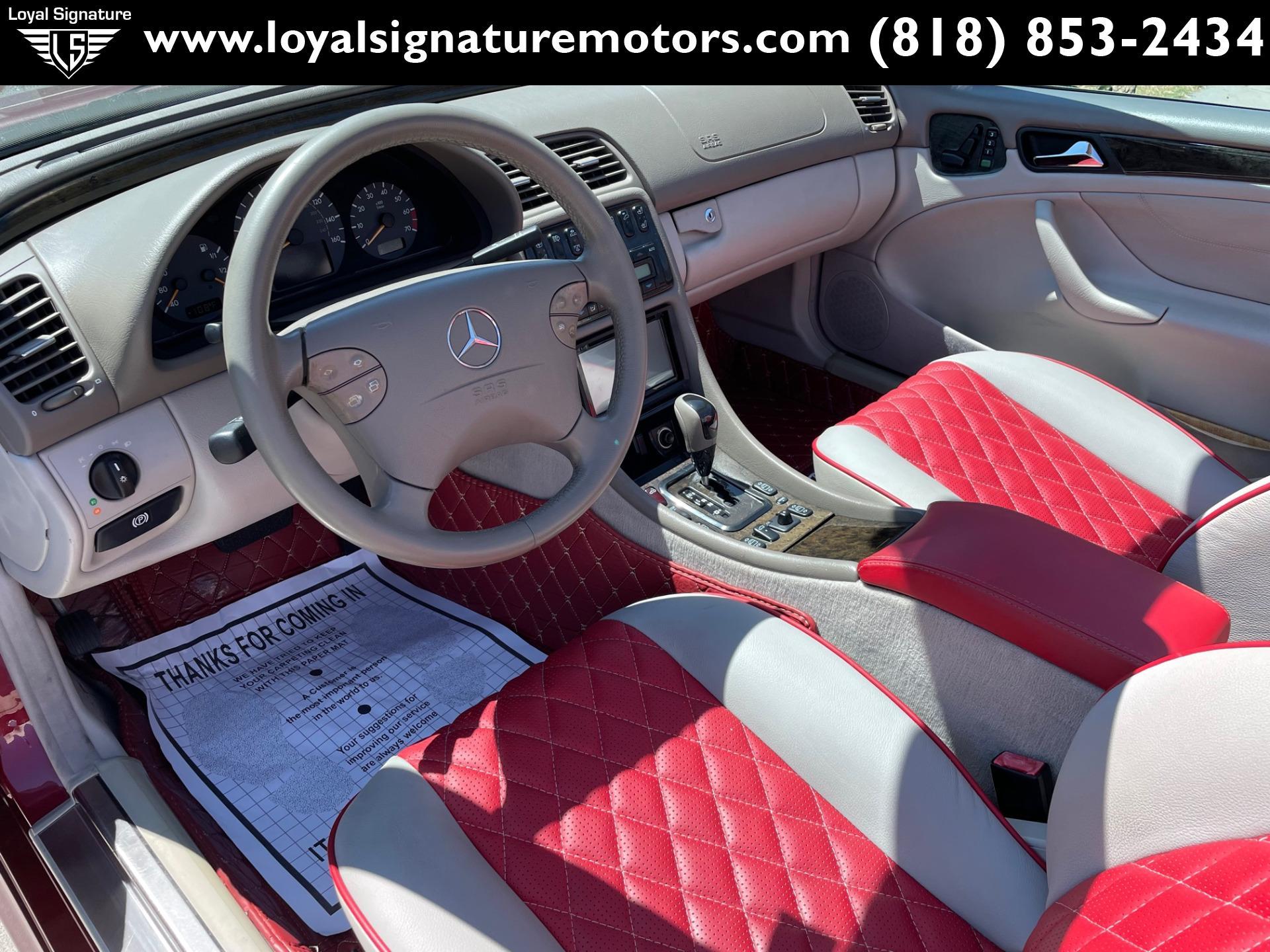 Used-2001-Mercedes-Benz-CLK-CLK-430