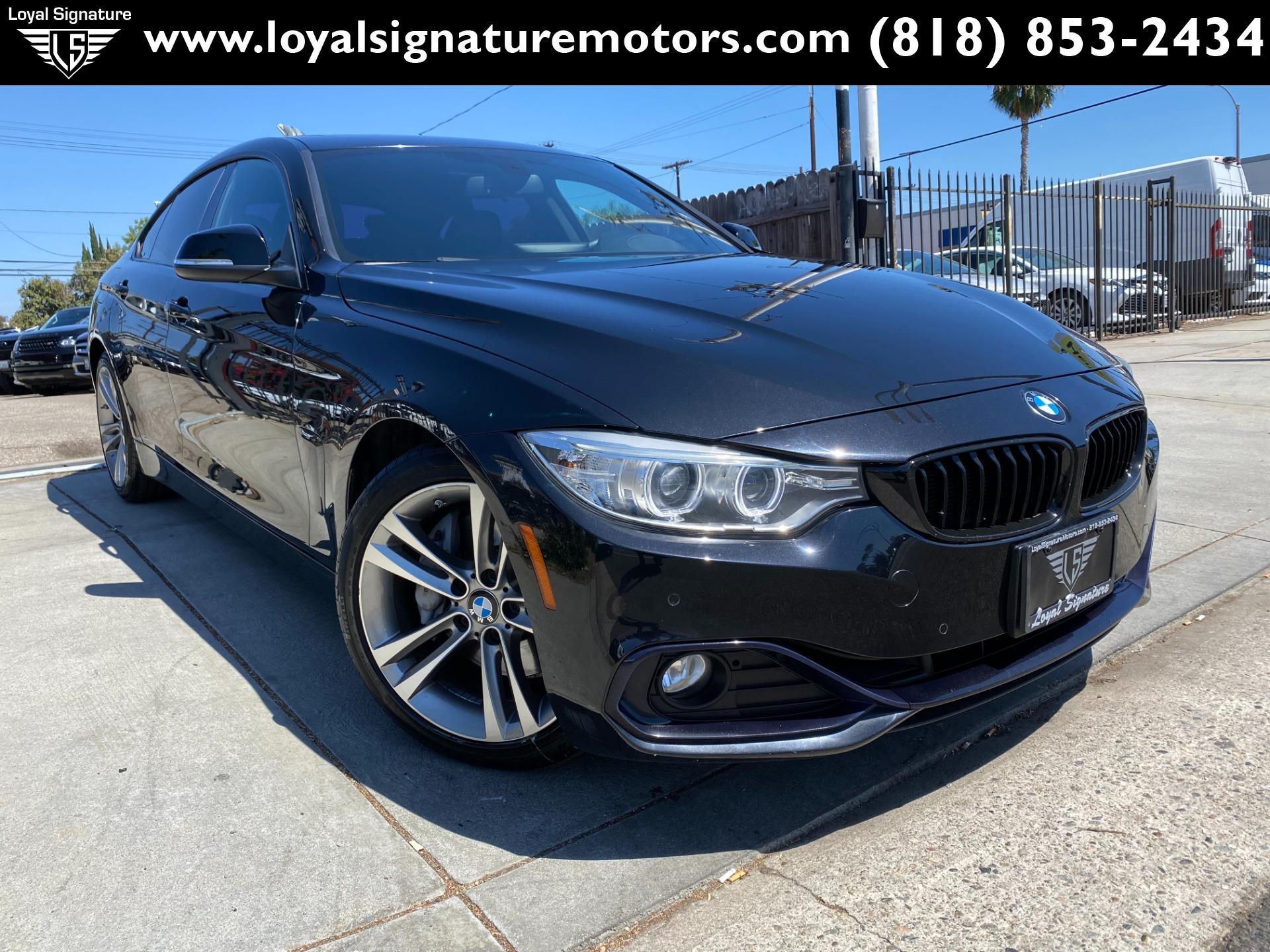 Used 2015 BMW 4 Series 435i Gran Coupe   Van Nuys, CA